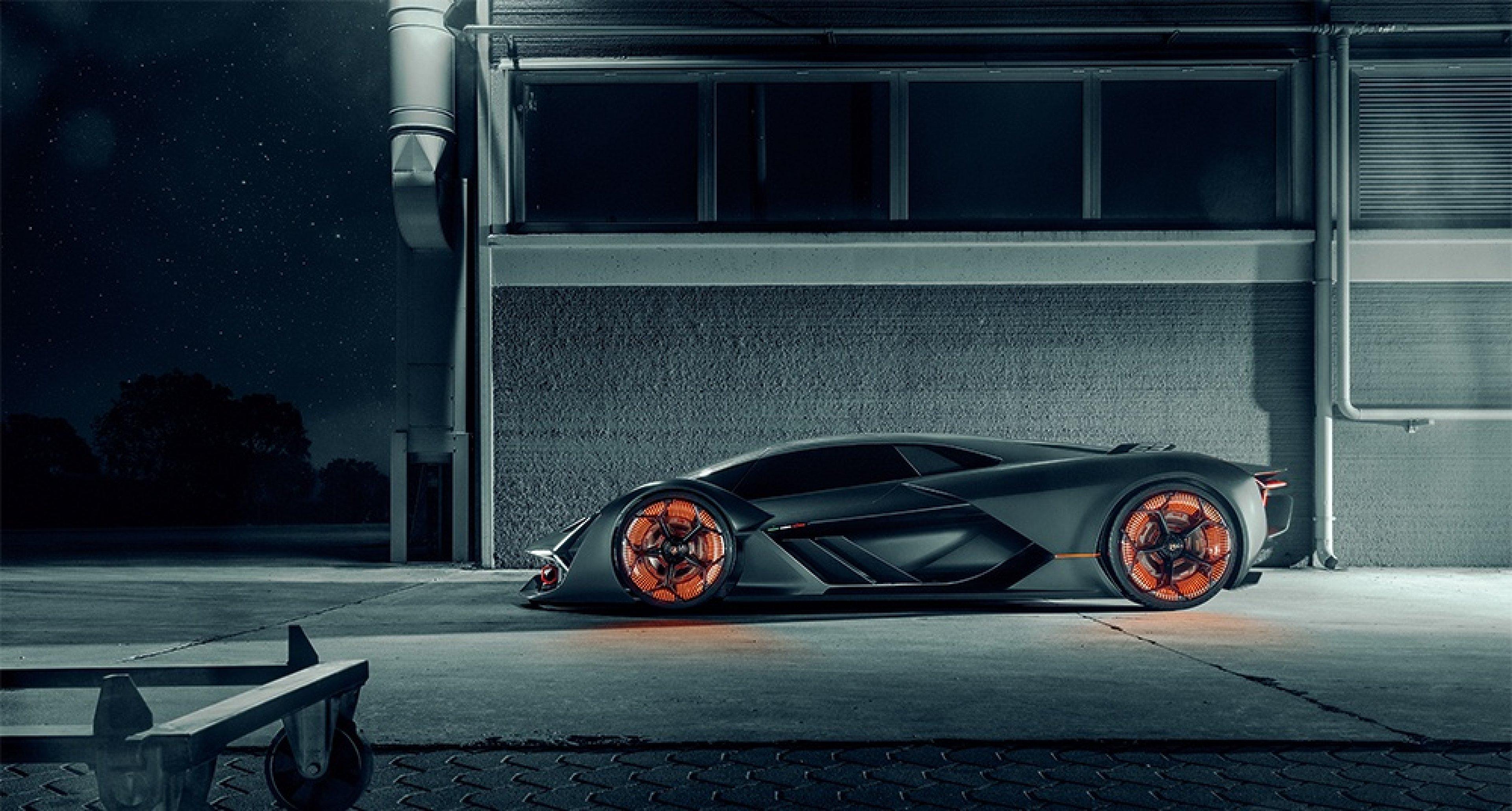 Automobili Lamborghini/Philipp Rupprecht, The Current, gestalten 2018