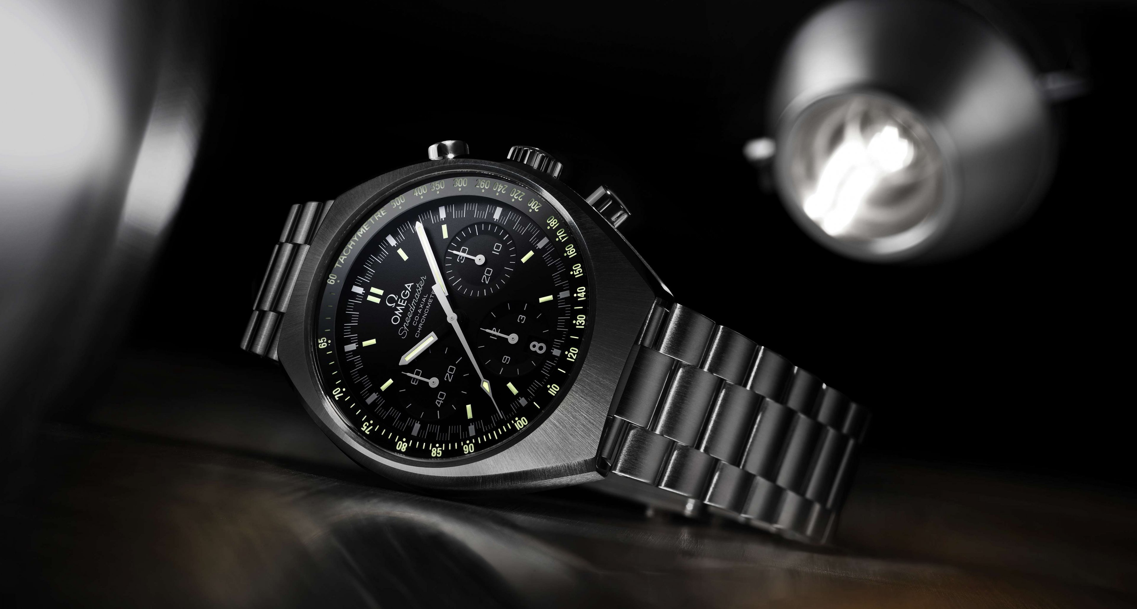 Omega Speedmaster MK II: To be presented at the Basel World 2014