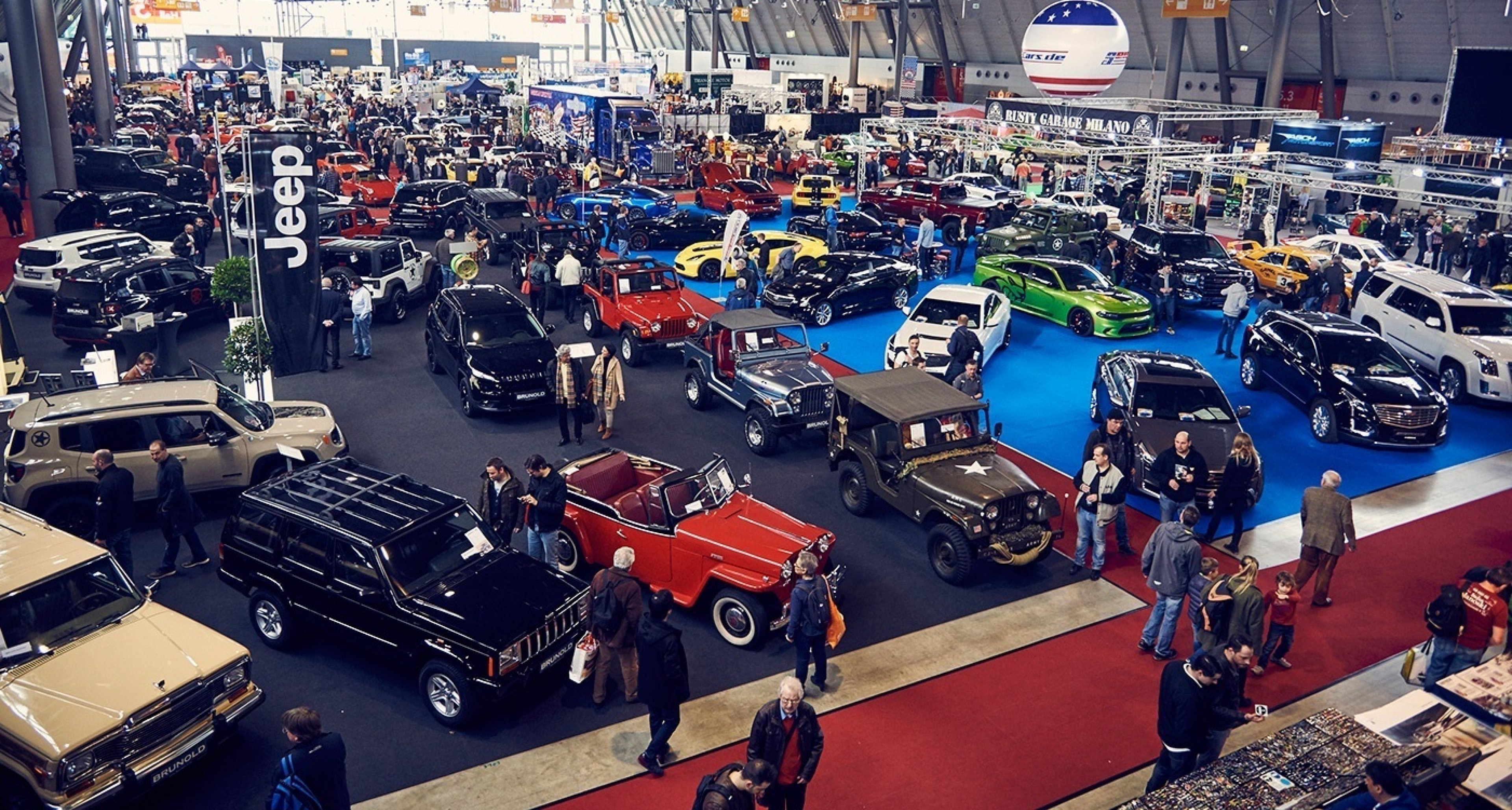 Double up on your classic car shows this week in Germany | Classic Driver  Magazine