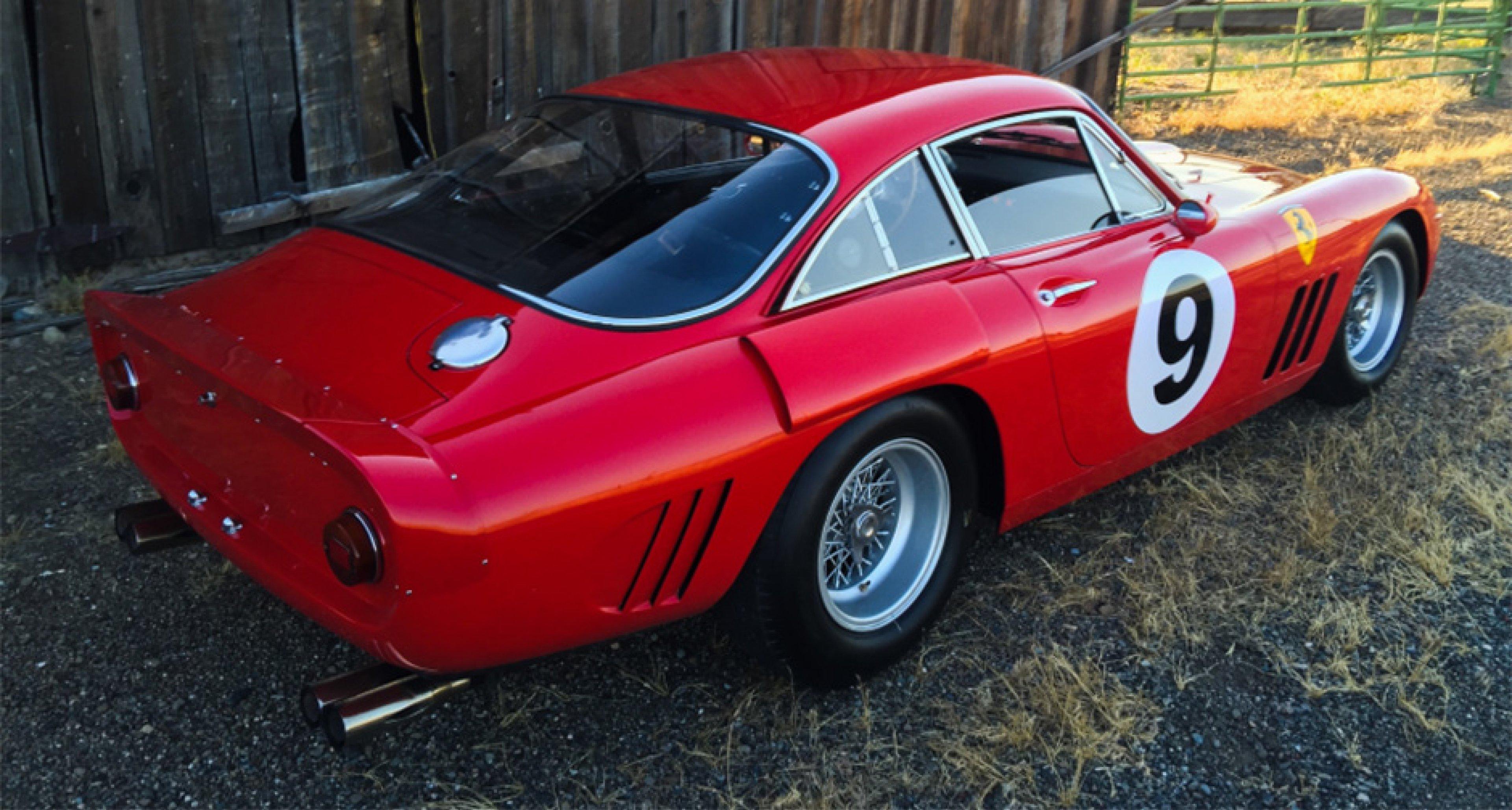 Dieser Ferrari 330 Lmb Lässt Jeden 250 Gto Erblassen Classic Driver Magazine