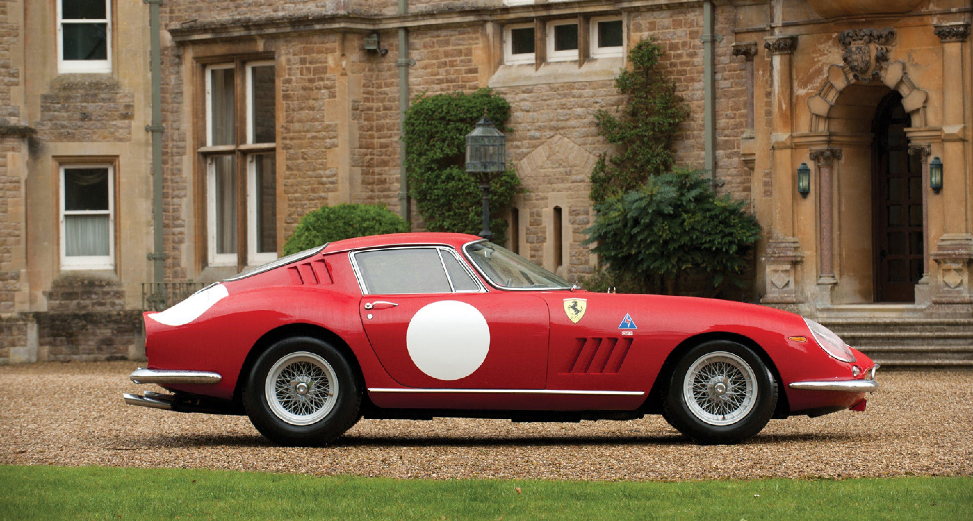 Lot 169 / 1966 Ferrari 275 GTB/C / € 5,712,000