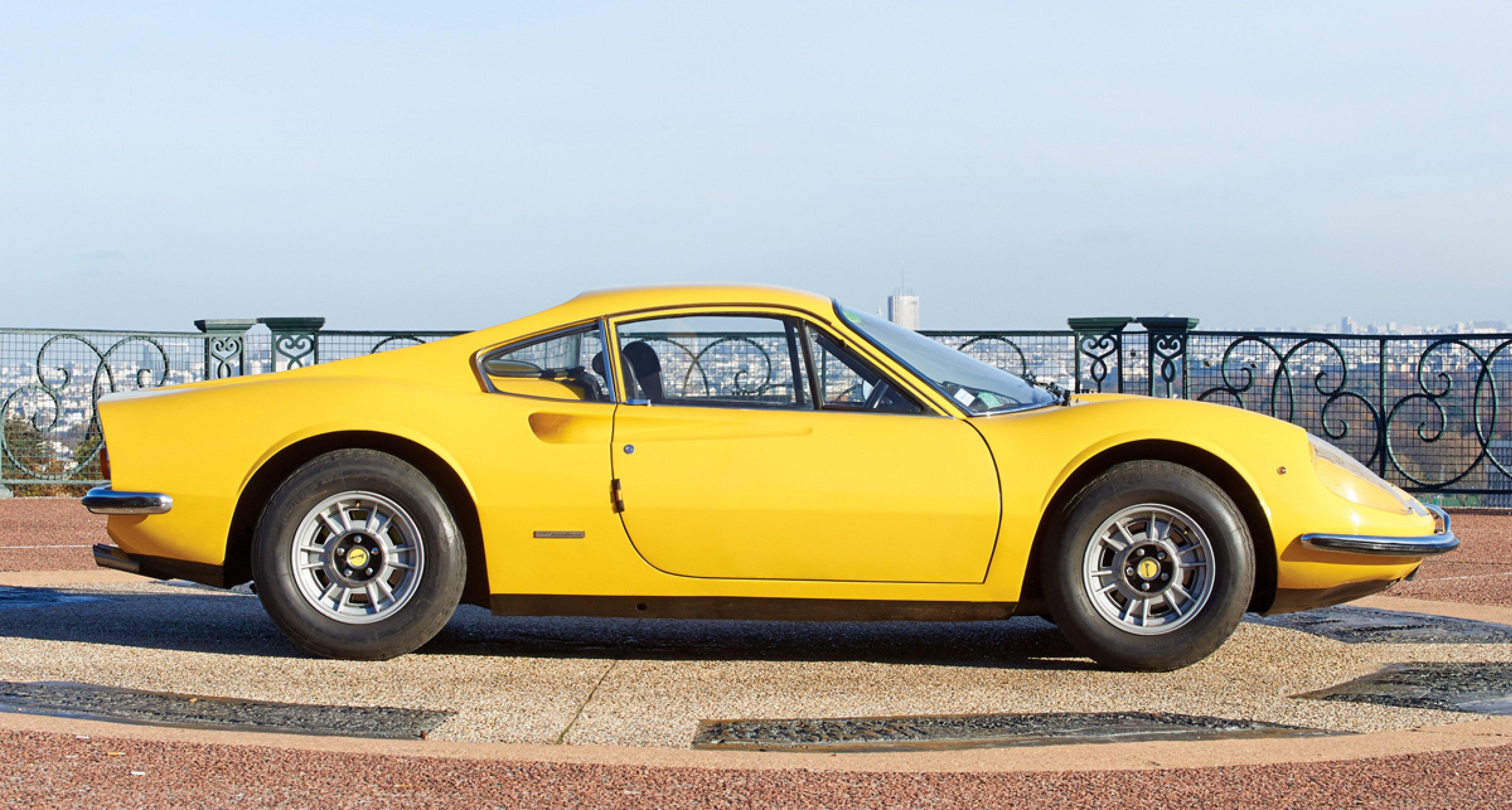 RM Auctions: 1971 Ferrari Dino 246 GT (Lot 21) / € 180.000 - 220.000