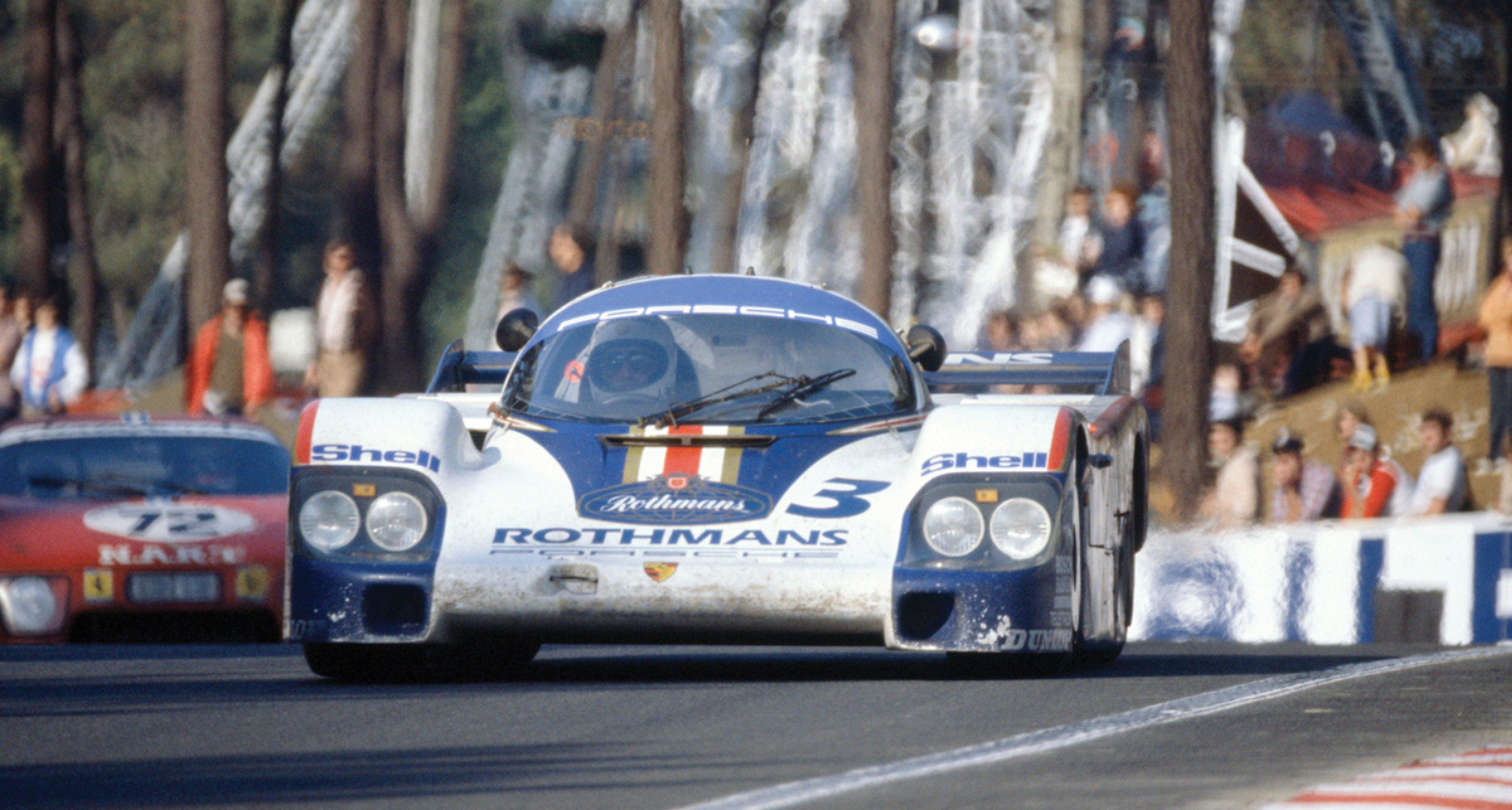 Lot 29: 1982 Porsche 956 Group C Sports-Prototype € 2.100.000 - 2.900.000
