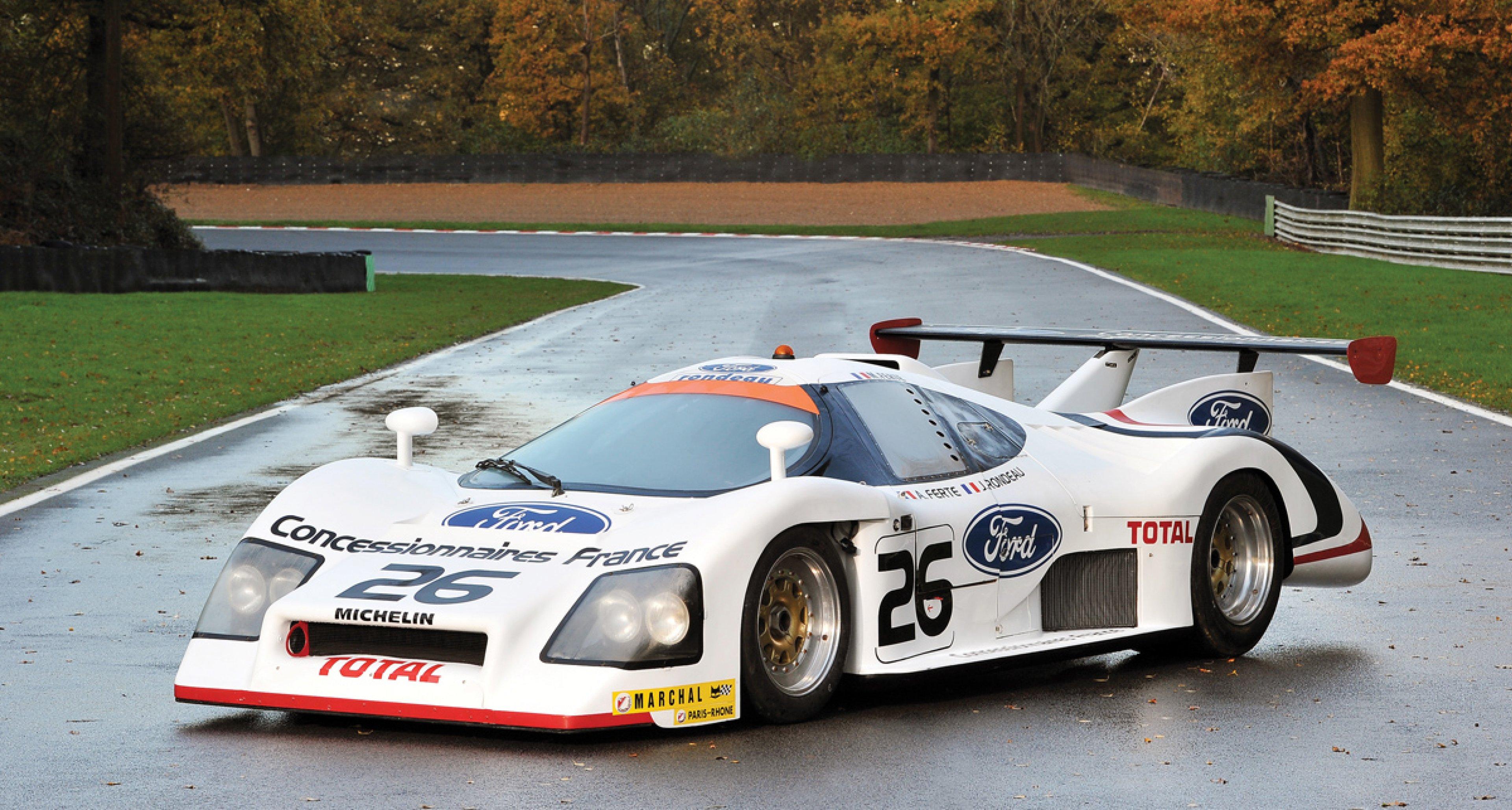 Lot 39: 1982 Rondeau M482 Le Mans GTP € 200.000 - 250.000