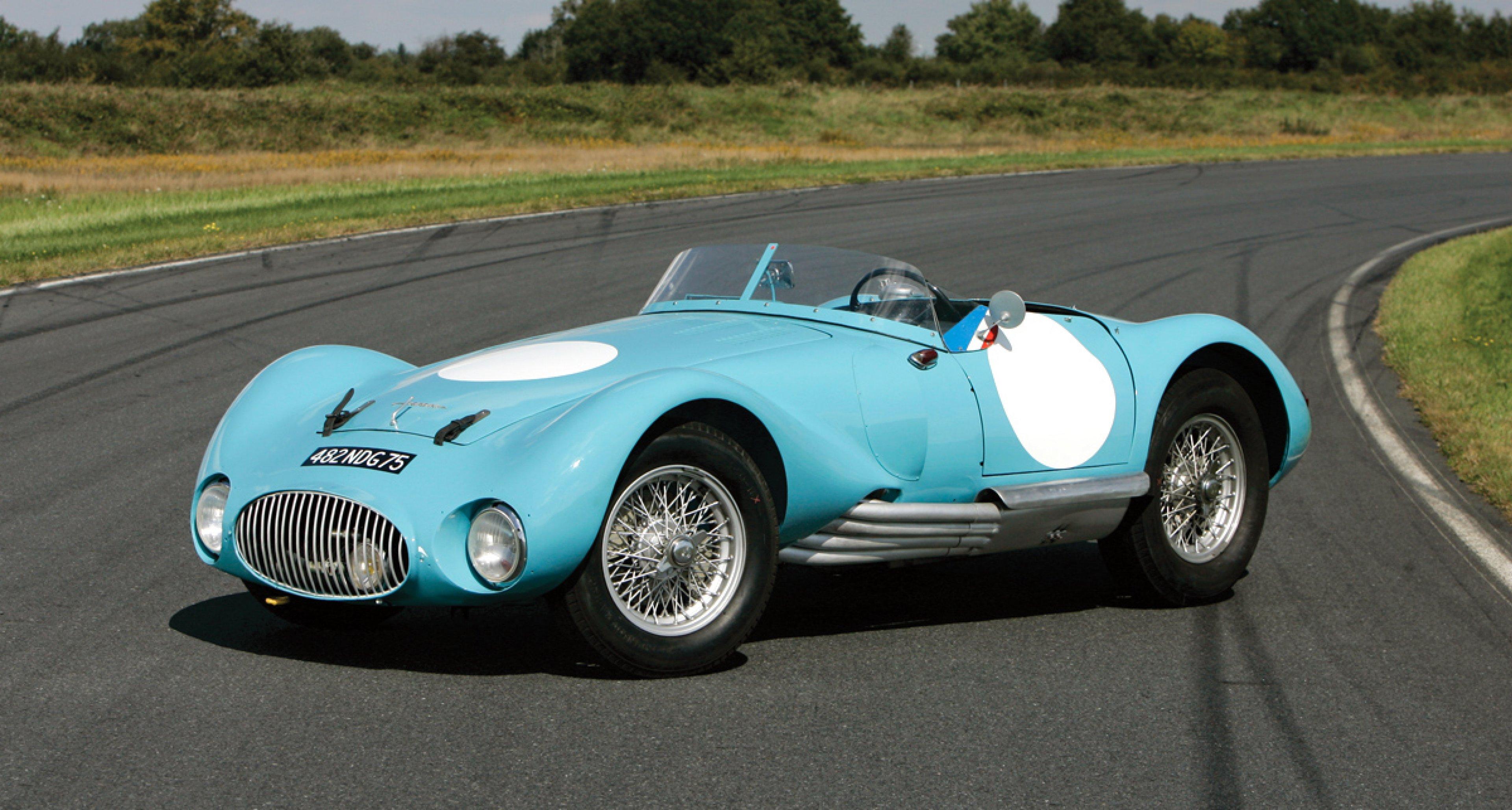 Lot 40: 1953 Gordini Type 24 S € 3.000.000 - 4.000.000