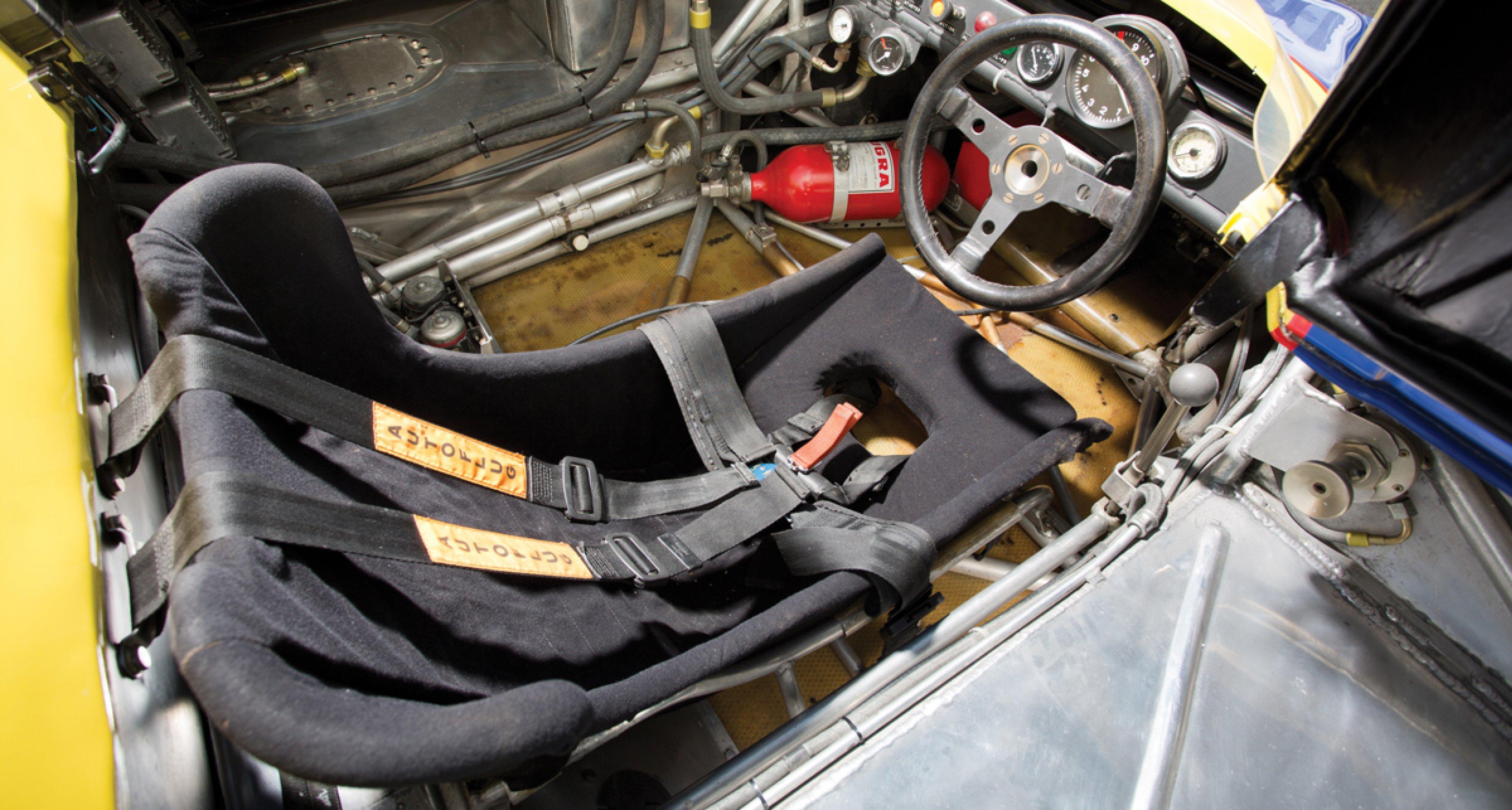Lot 24: 1973 Porsche 917/30 Can-Am Spyder € 2.100.000 - 2.900.000