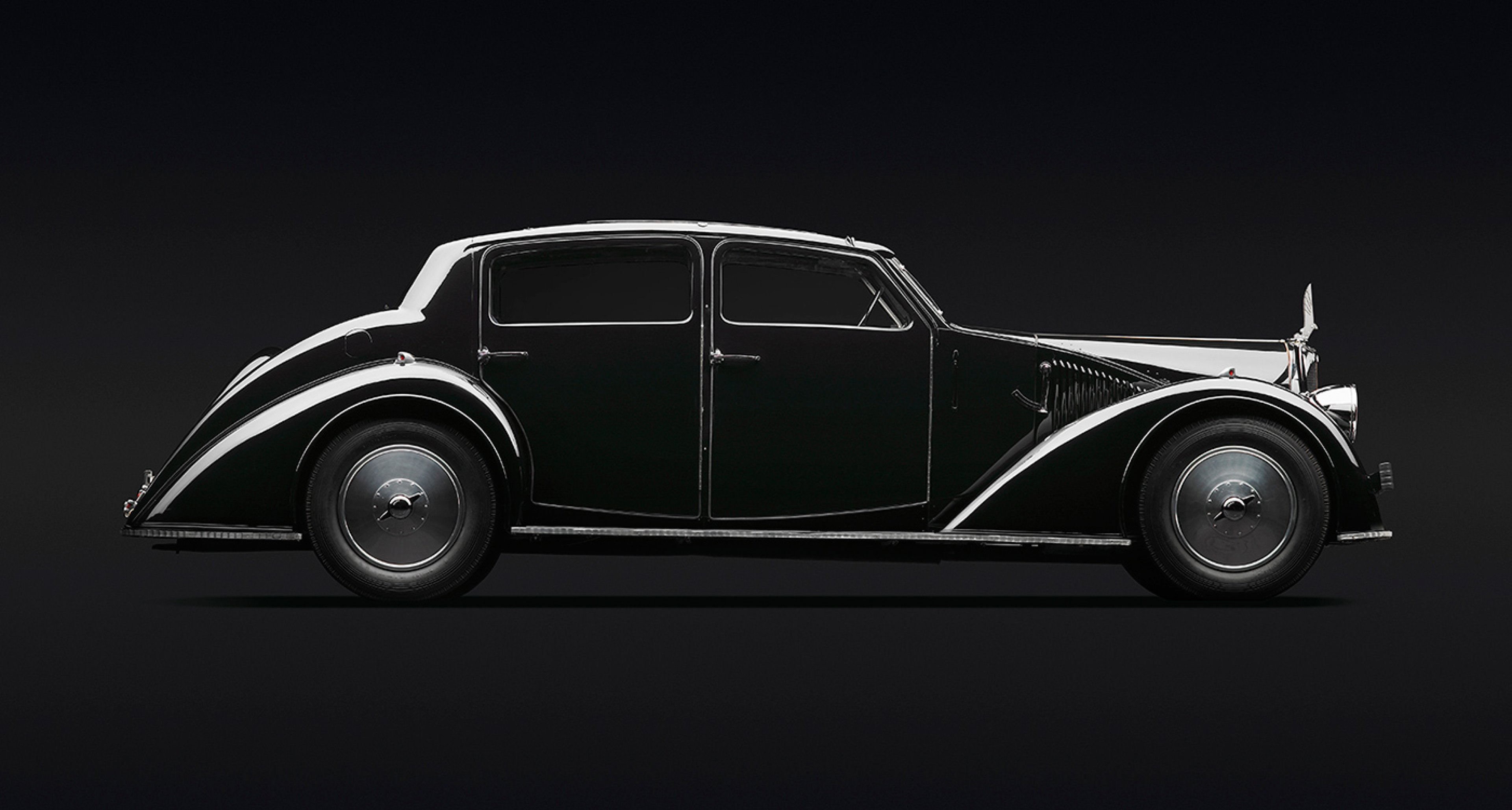 Voisin C28 Clairière, 1936, Collection of Peter and Merle Mullin;  Photo © 2016 Michael Furman