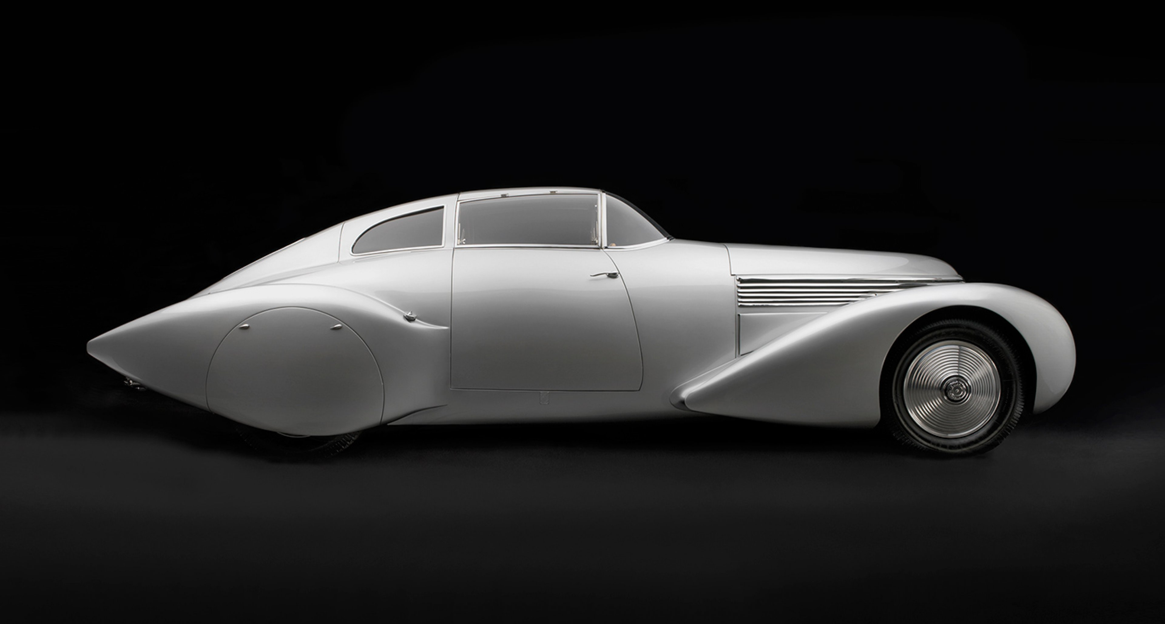 """Hispano-Suiza H6B """"Xenia,"""" 1938, Collection of Peter Mullin Automotive Museum Foundation; Photo © 2016 Peter Harholdt"""
