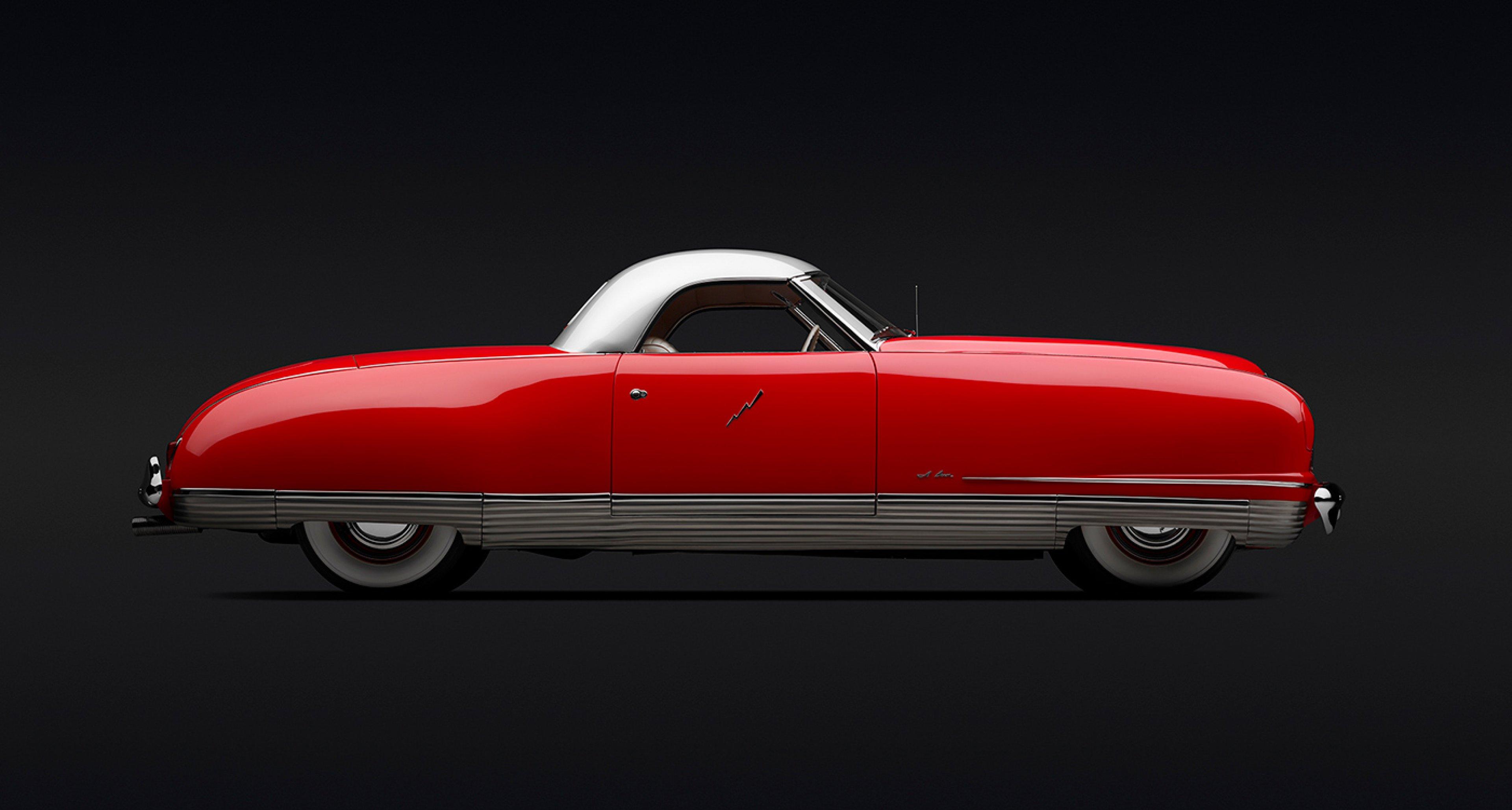 Chrysler Thunderbolt, 1941, Collection of Roger Willbanks; Photo © 2016 Michael Furman