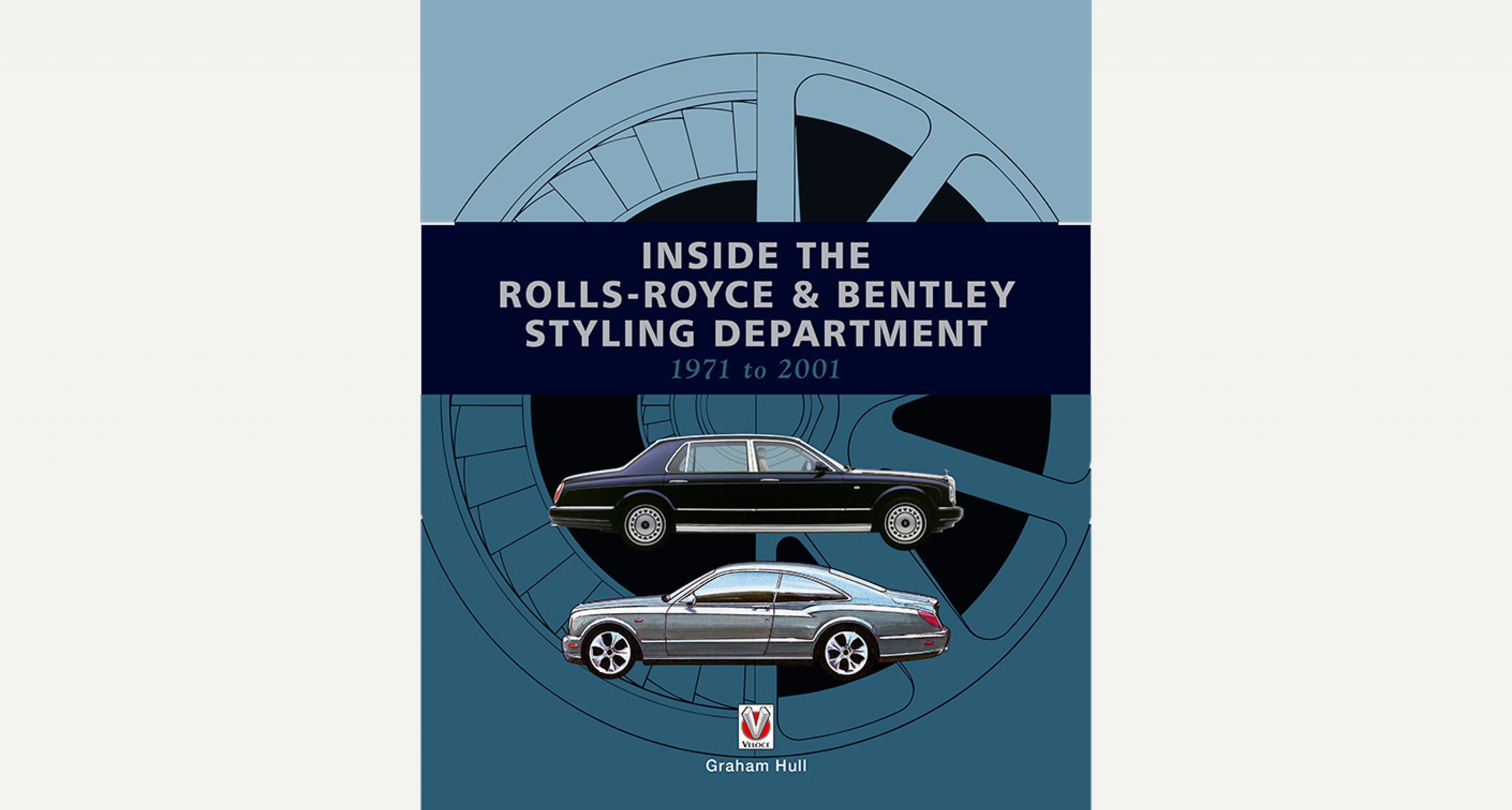 Authored by Graham Hull and published by Veloce books