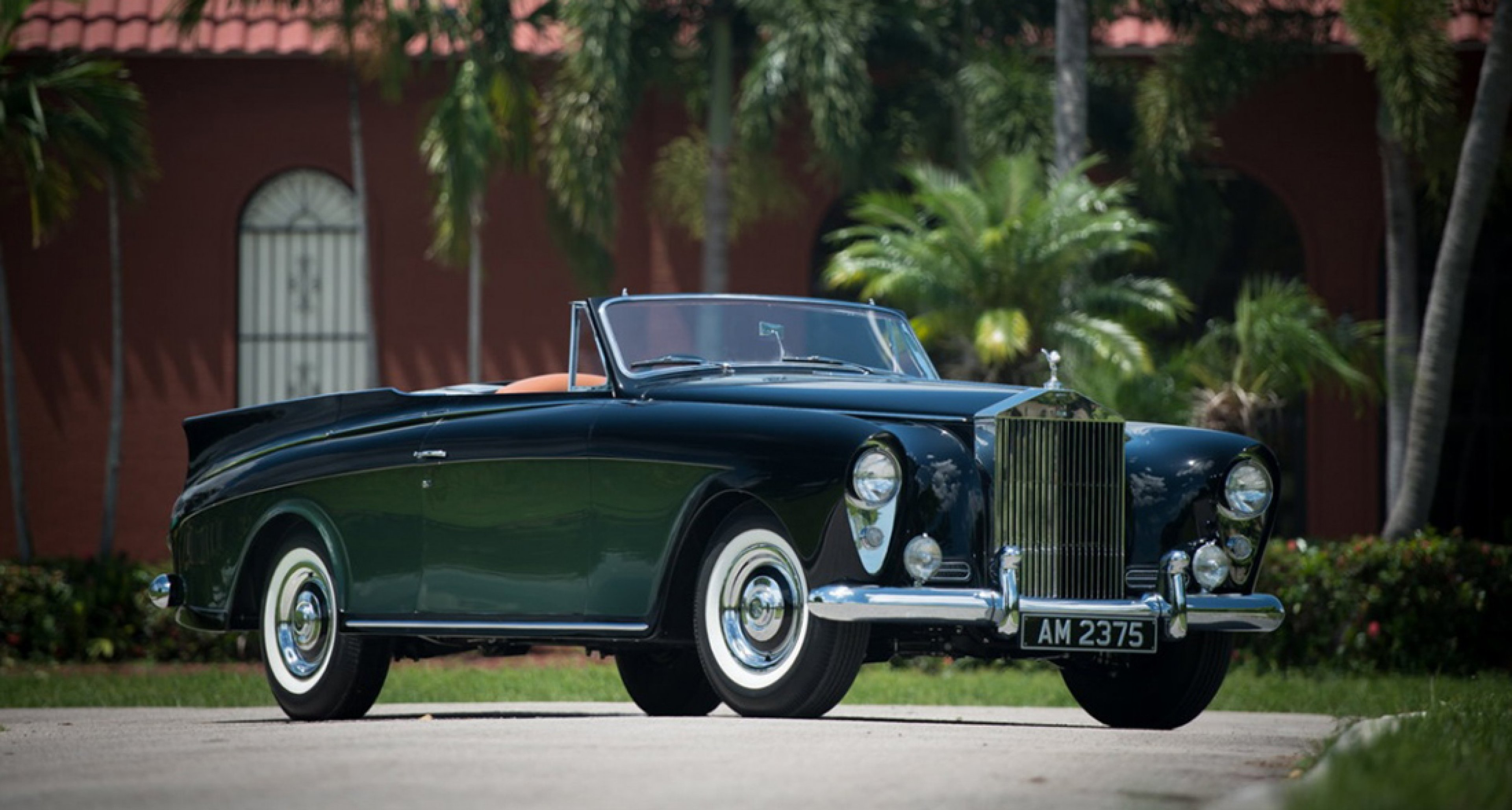 Rolls-Royce Silver Cloud 'Honeymoon Express'