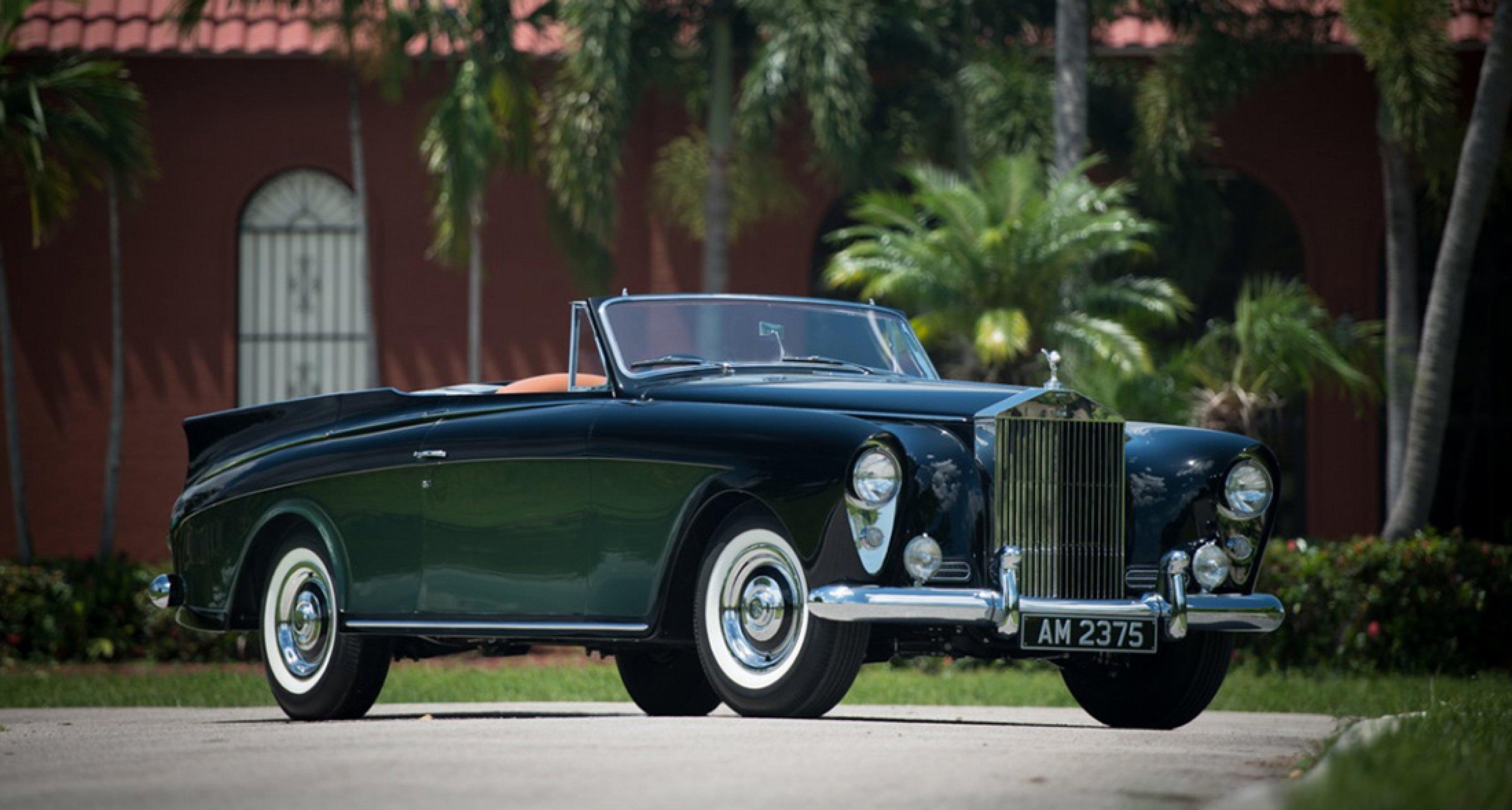 Rolls-Royce Silver Cloud 'Honeymoon Express'