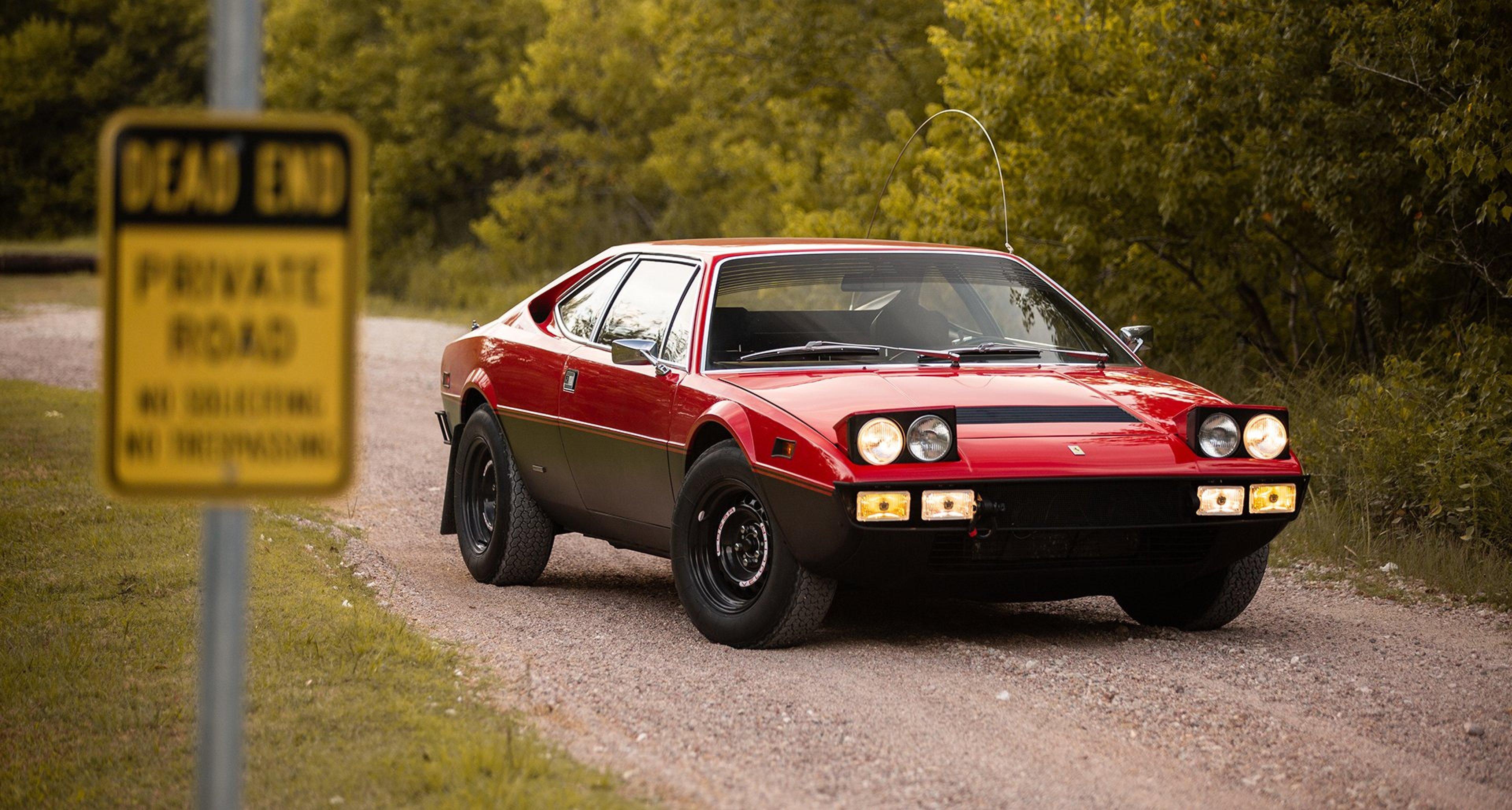 Heia Safari Mit Diesem Hochgerüsteten Ferrari 308 Gt4 Classic Driver Magazine
