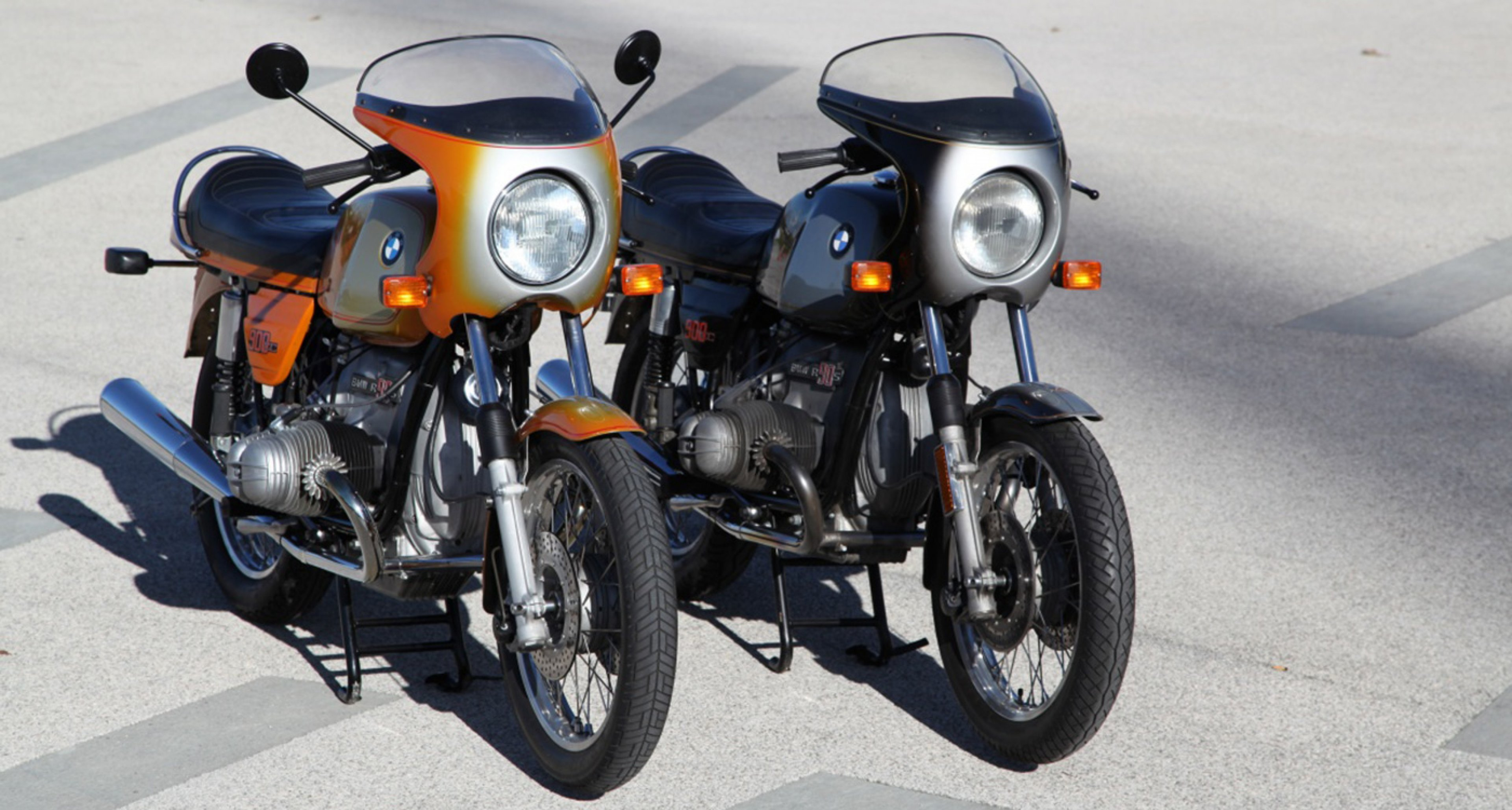 A guide to investing in BMW's classic café racers | Classic Driver Magazine