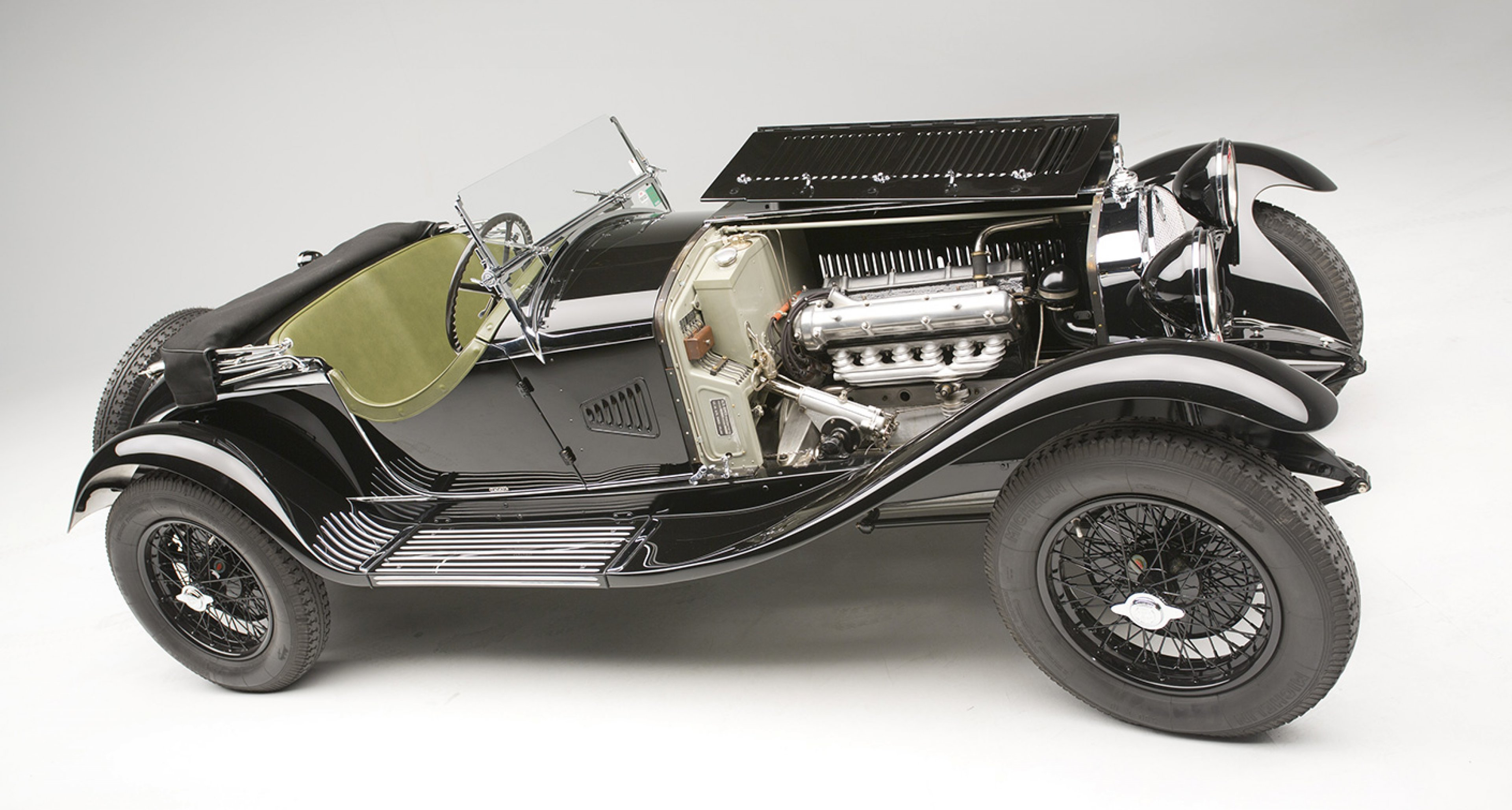1931 Alfa Romeo 6C 1750 Supercharged Gran Sport Spider sold by Bonhams for $3,080,000