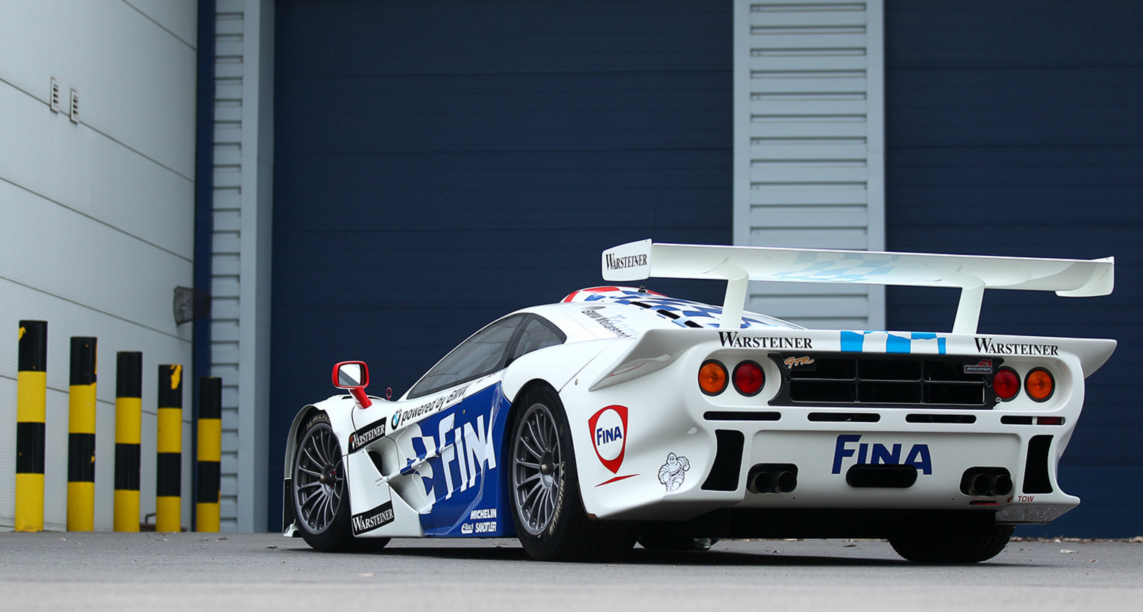 1997 McLaren F1 GTR Longtail sold by Gooding for $5,280,000