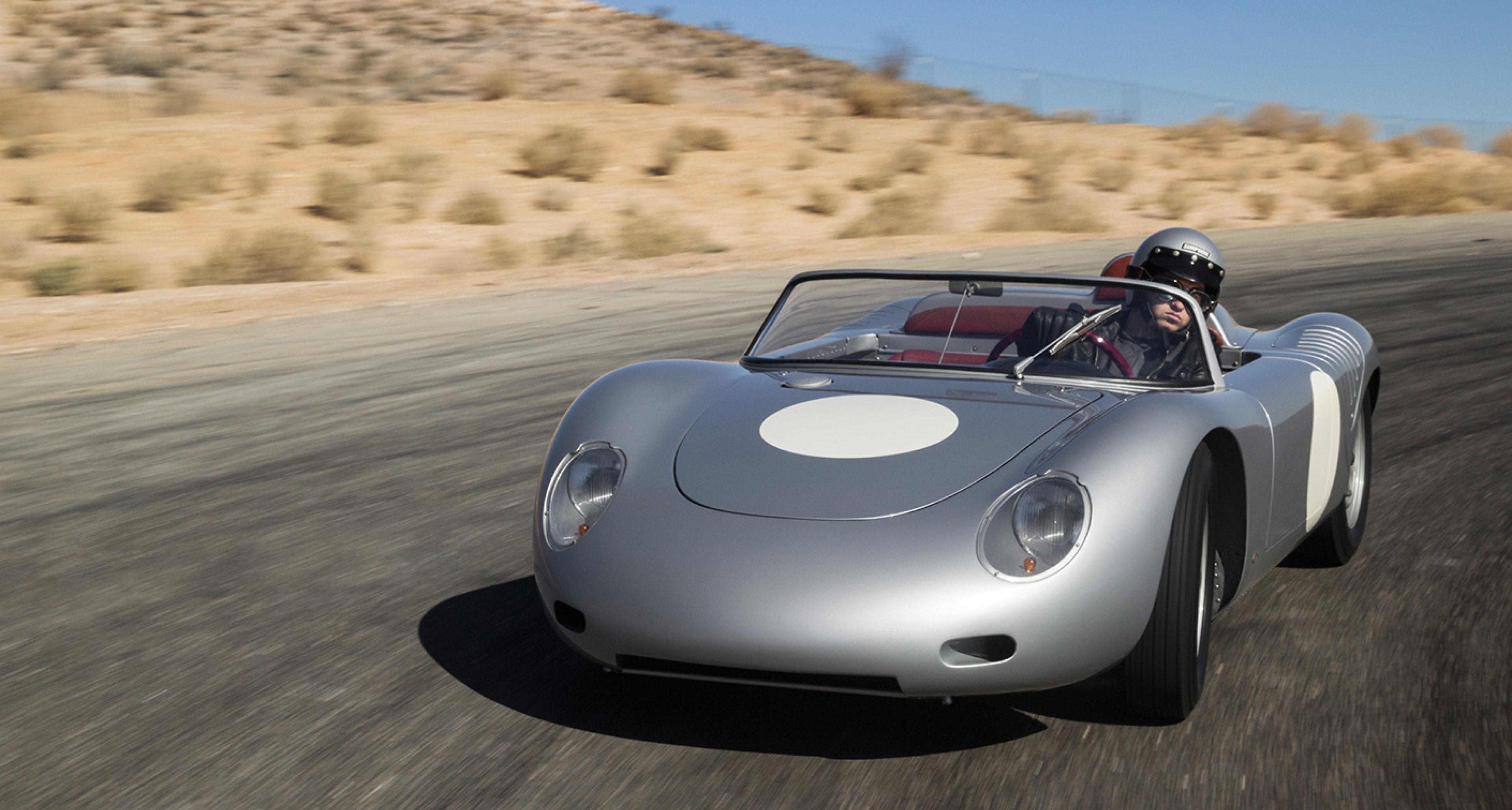 1961 Porsche 718 RS 61 Spyder sold by RM for $2,750,000