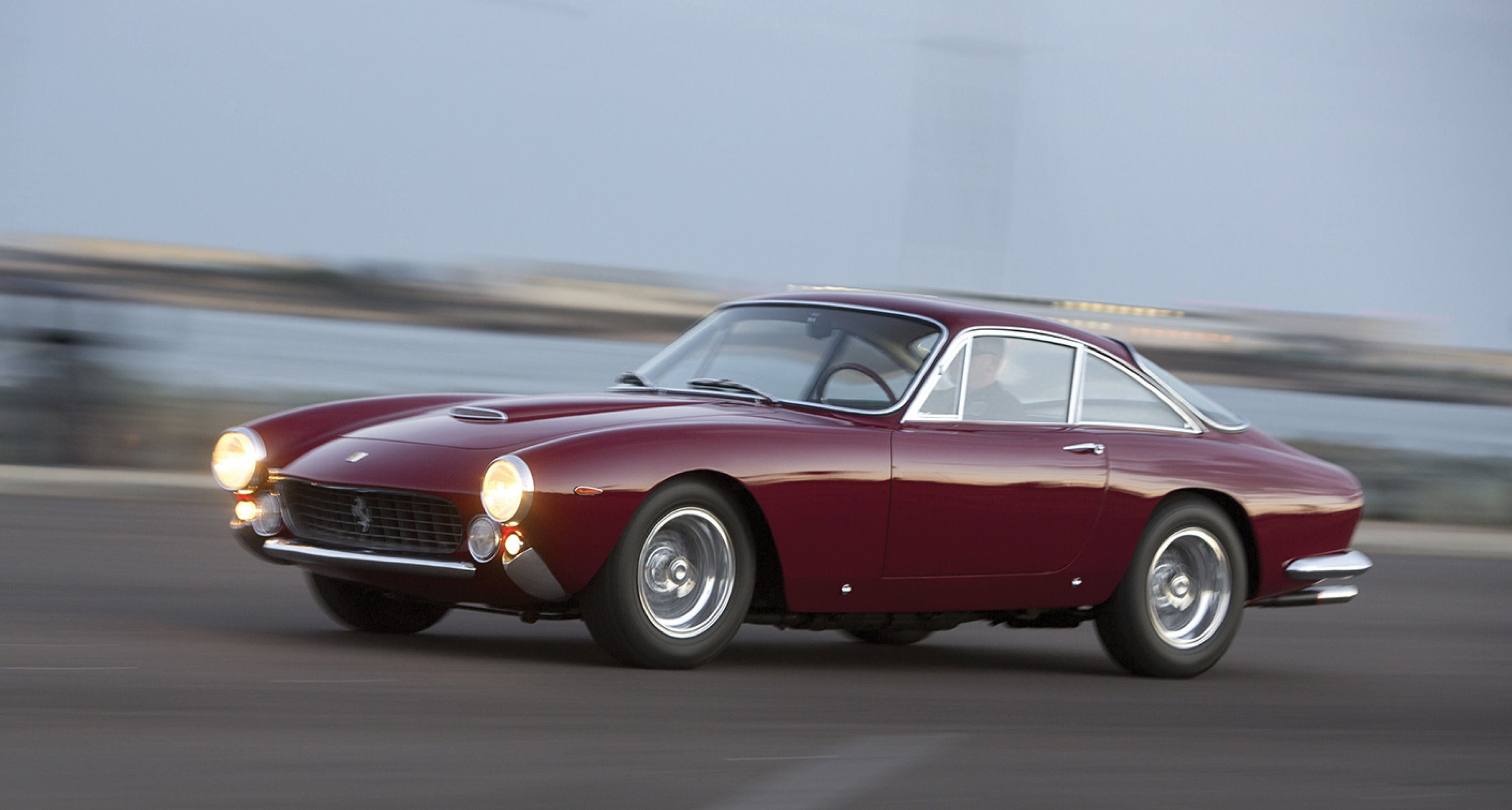 1963 Ferrari 250 GT/L 'Lusso' sold by RM for $2,447,500