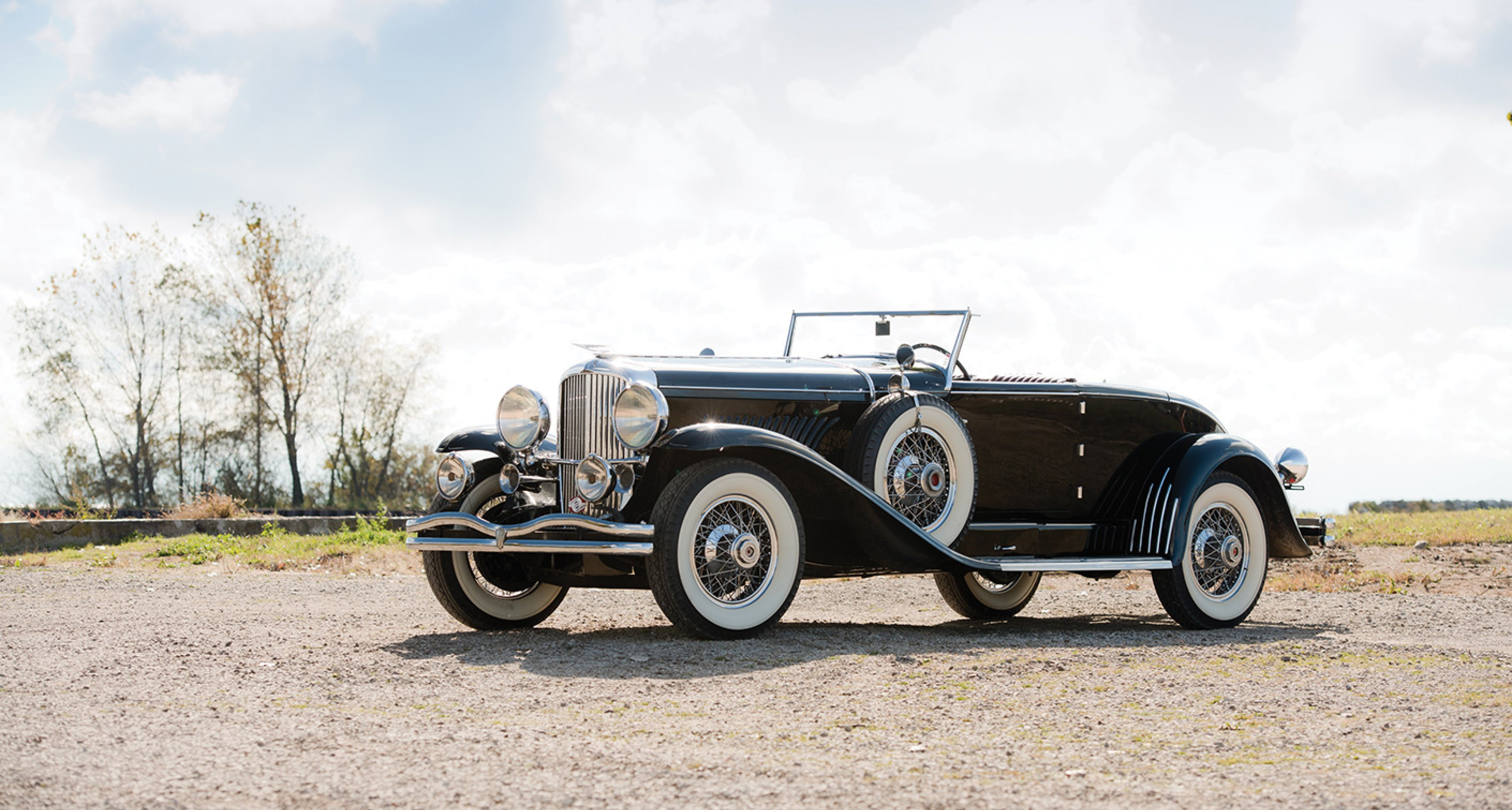 1930 Duesenberg Model J 'Disappearing Top' Convertible Coupe sold by RM for $2,200,000