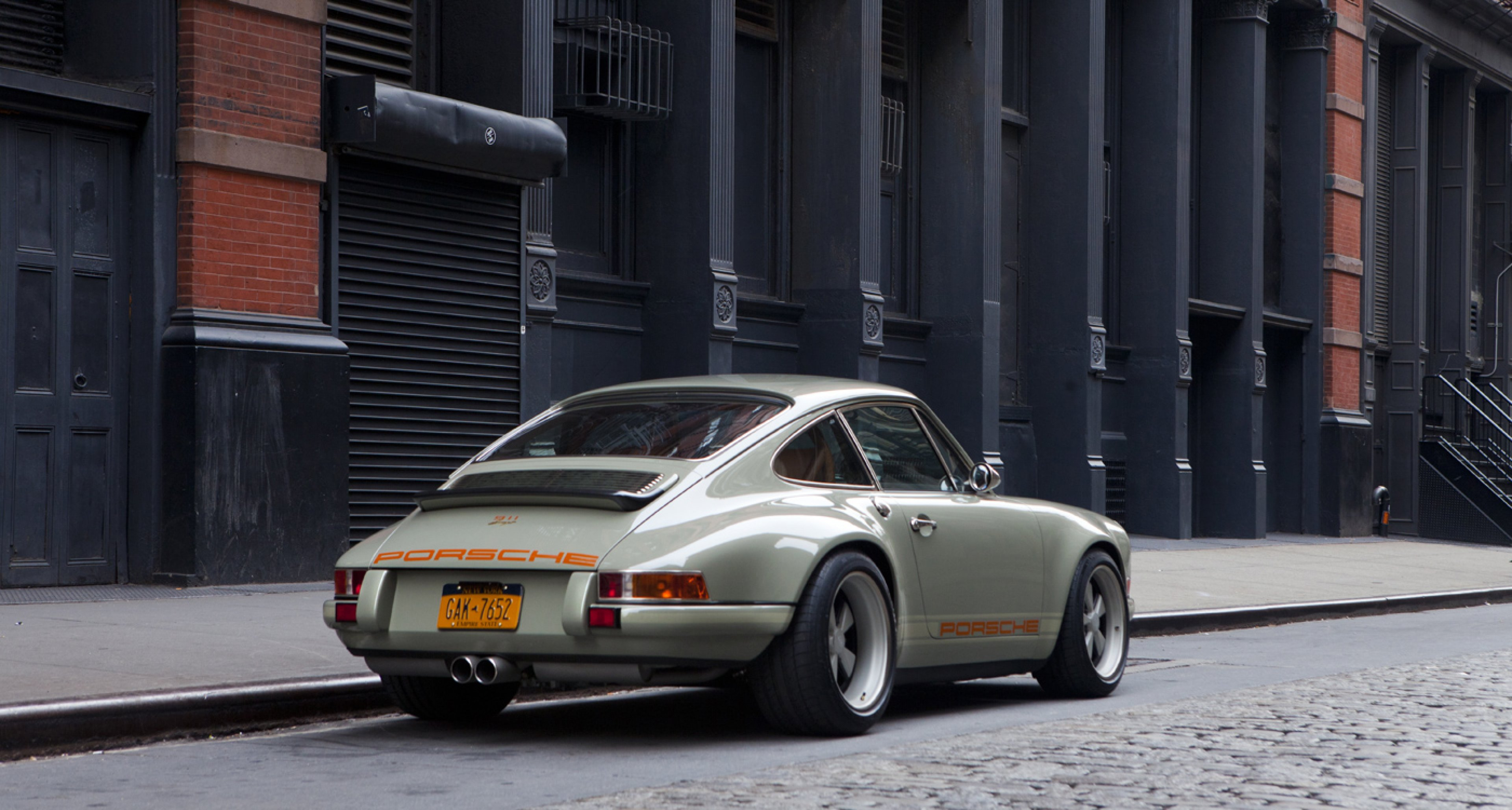 Singer Porsche 911 New York