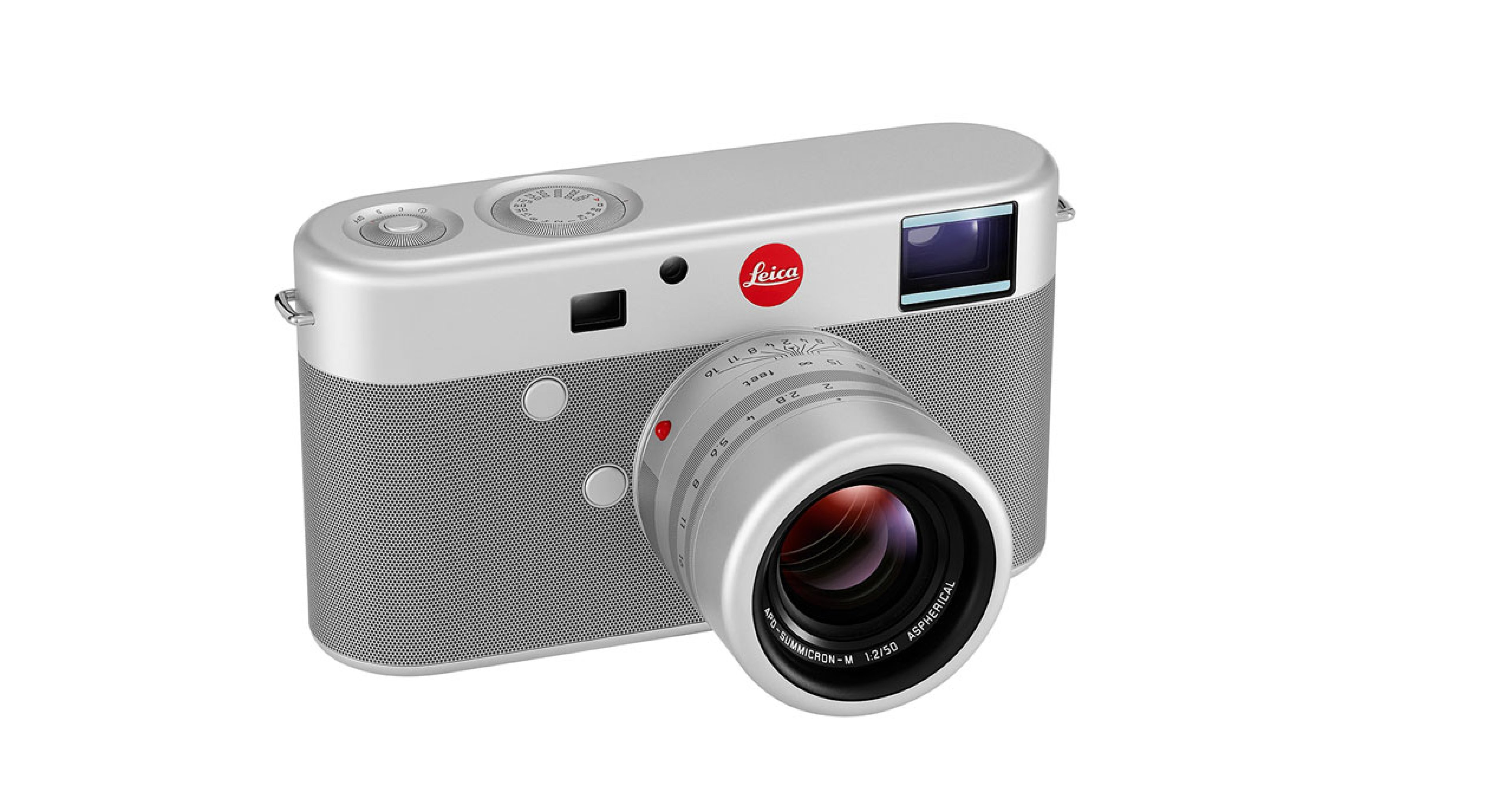 Marc Newson designed this special Leica for the Sotheby's Red Charitiy Auction