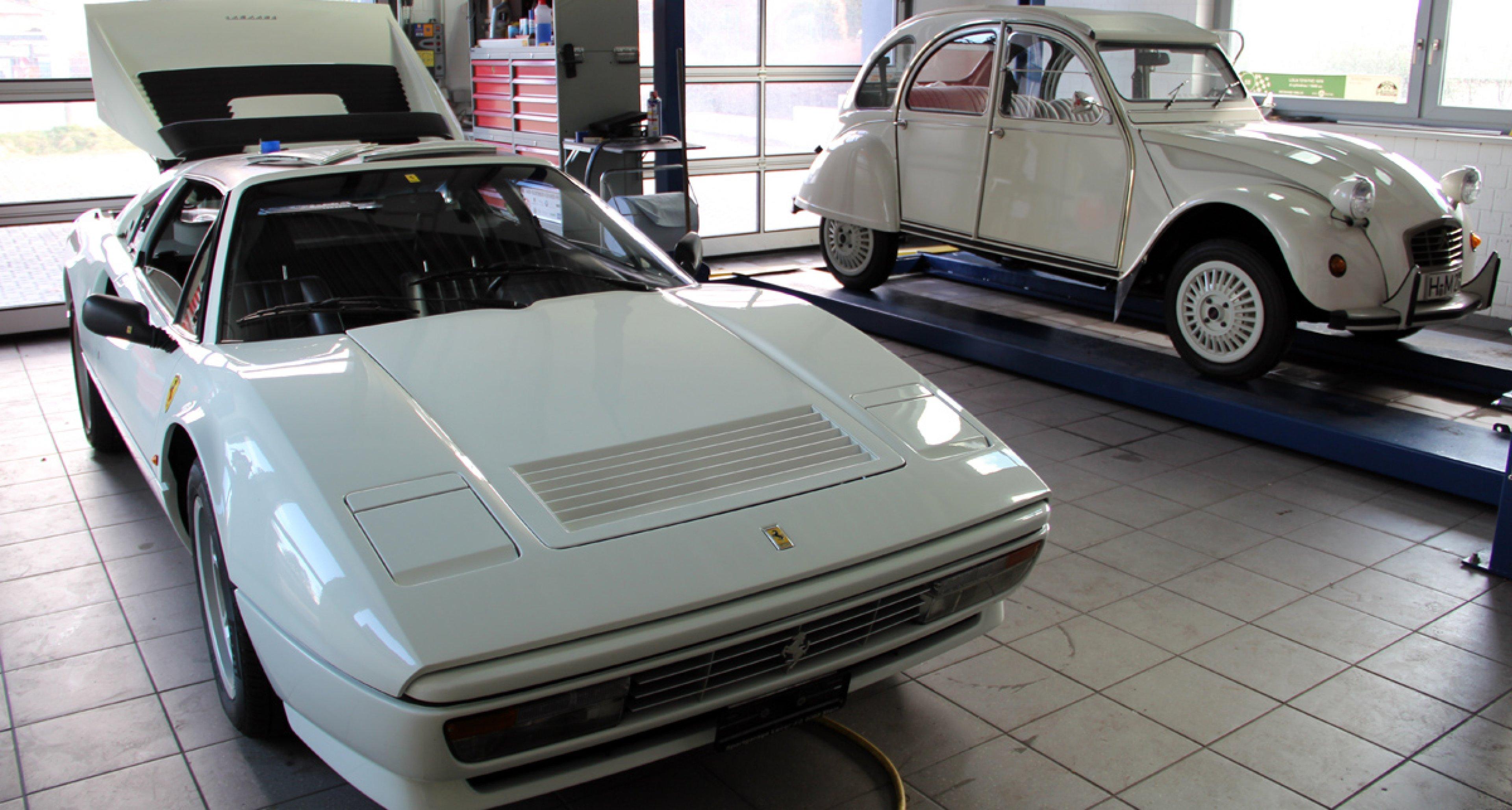 Springbok Sportwagen