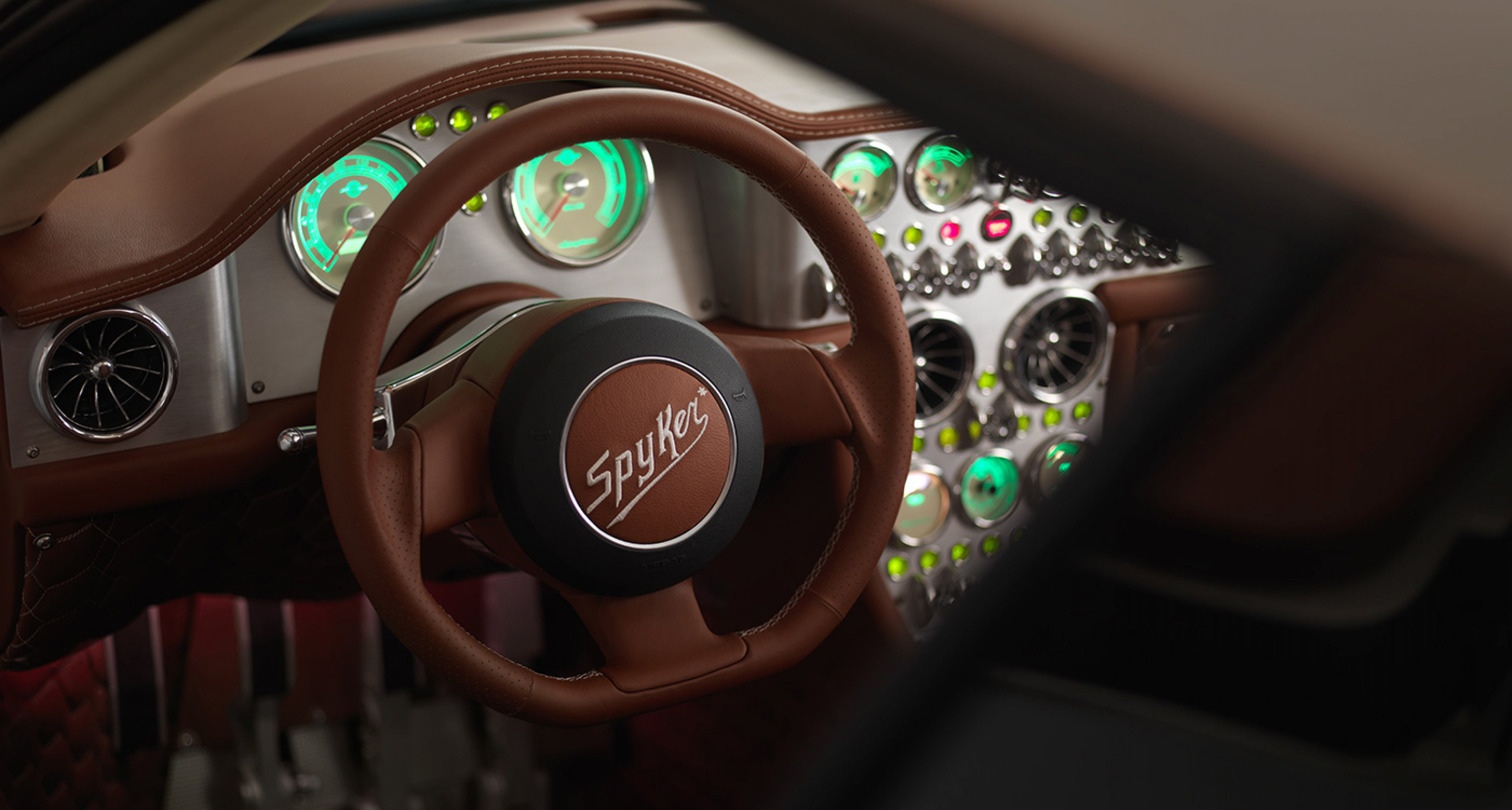 spyker is back in business with the c8 preliator
