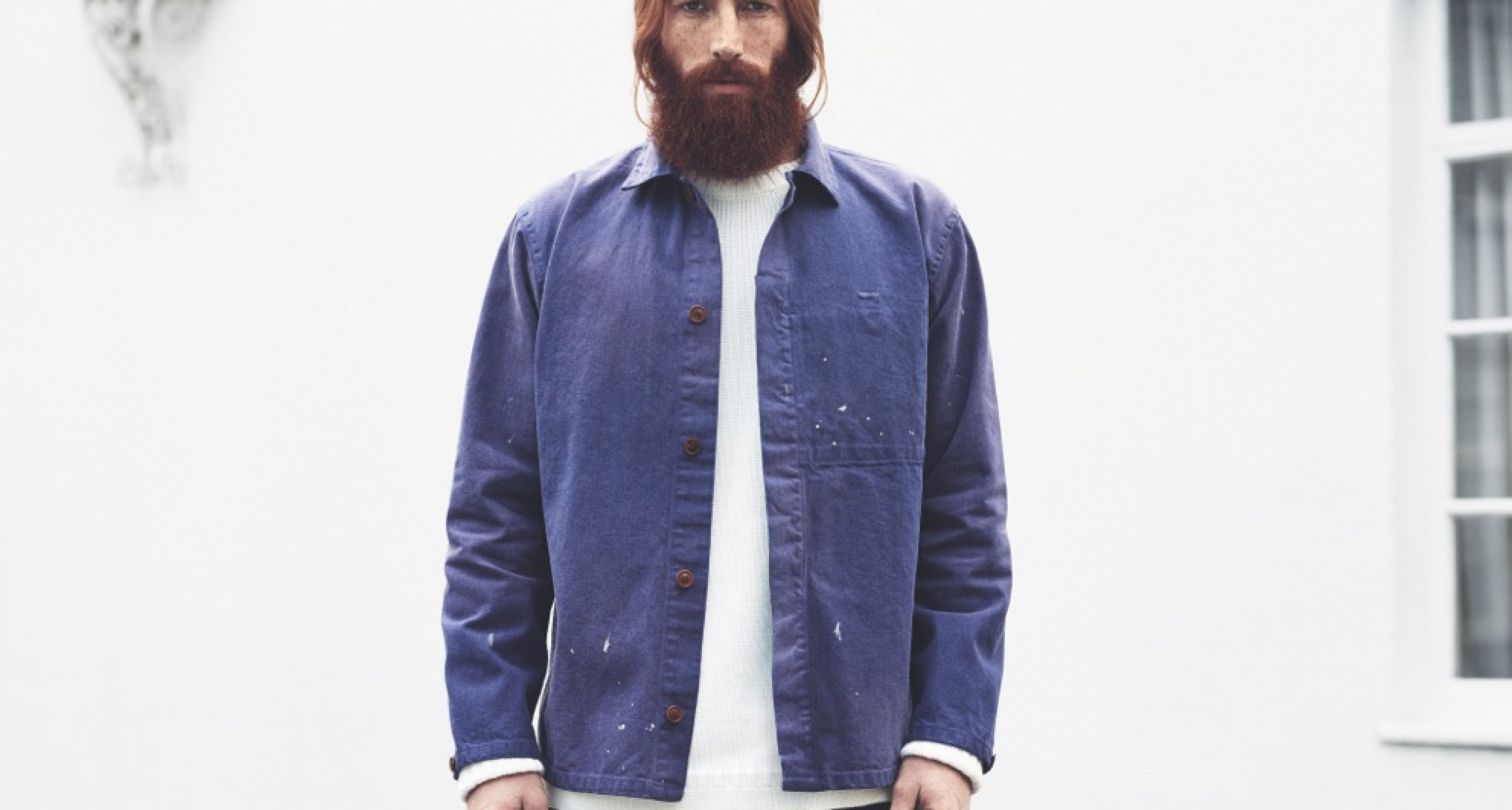 Inspired by the Artist David Hockney the Barbour x Norton & Sons Beacon Collection
