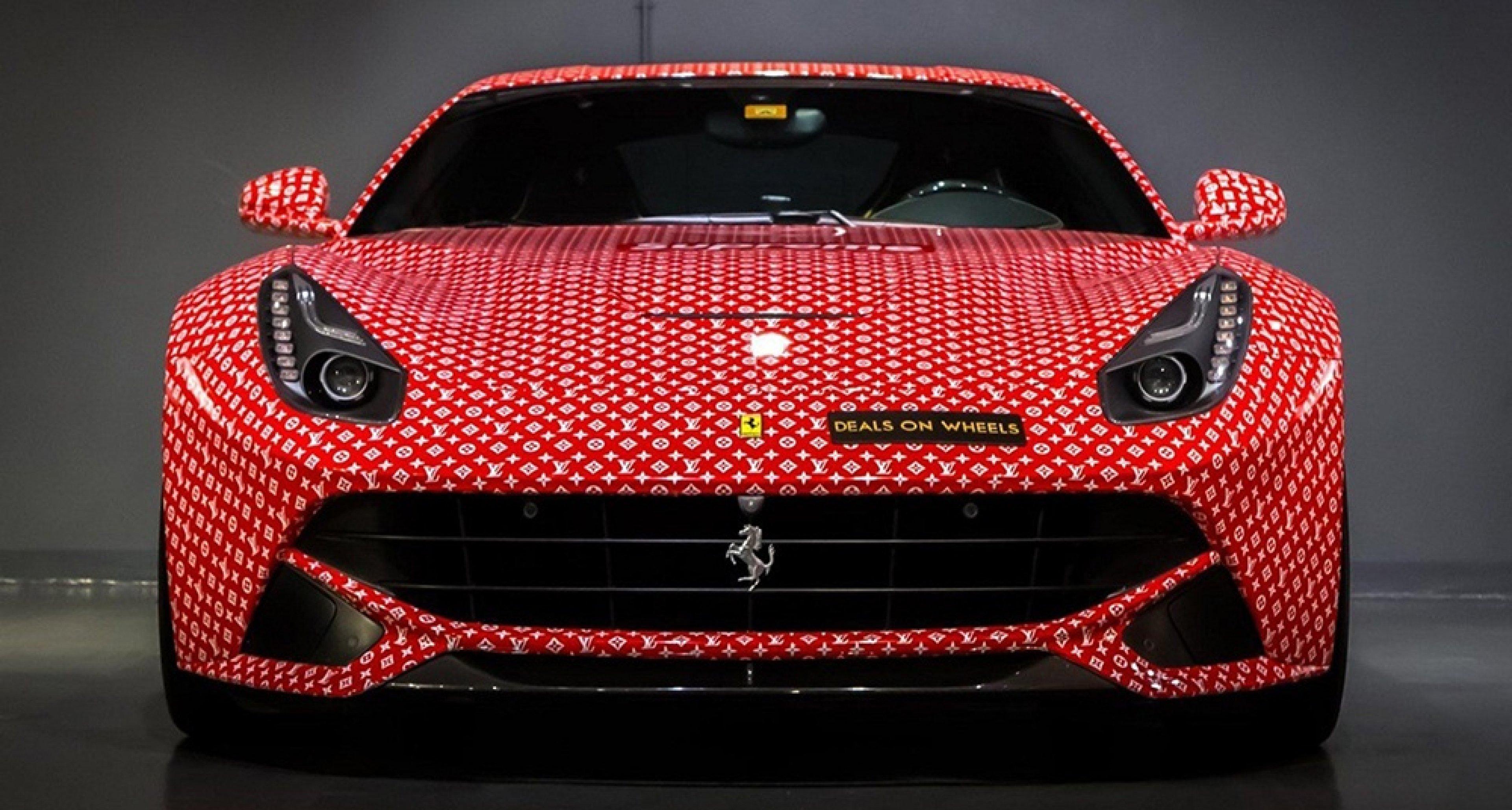 This Ferrari F12 Berlinetta Is A Supreme Being Classic Driver Magazine