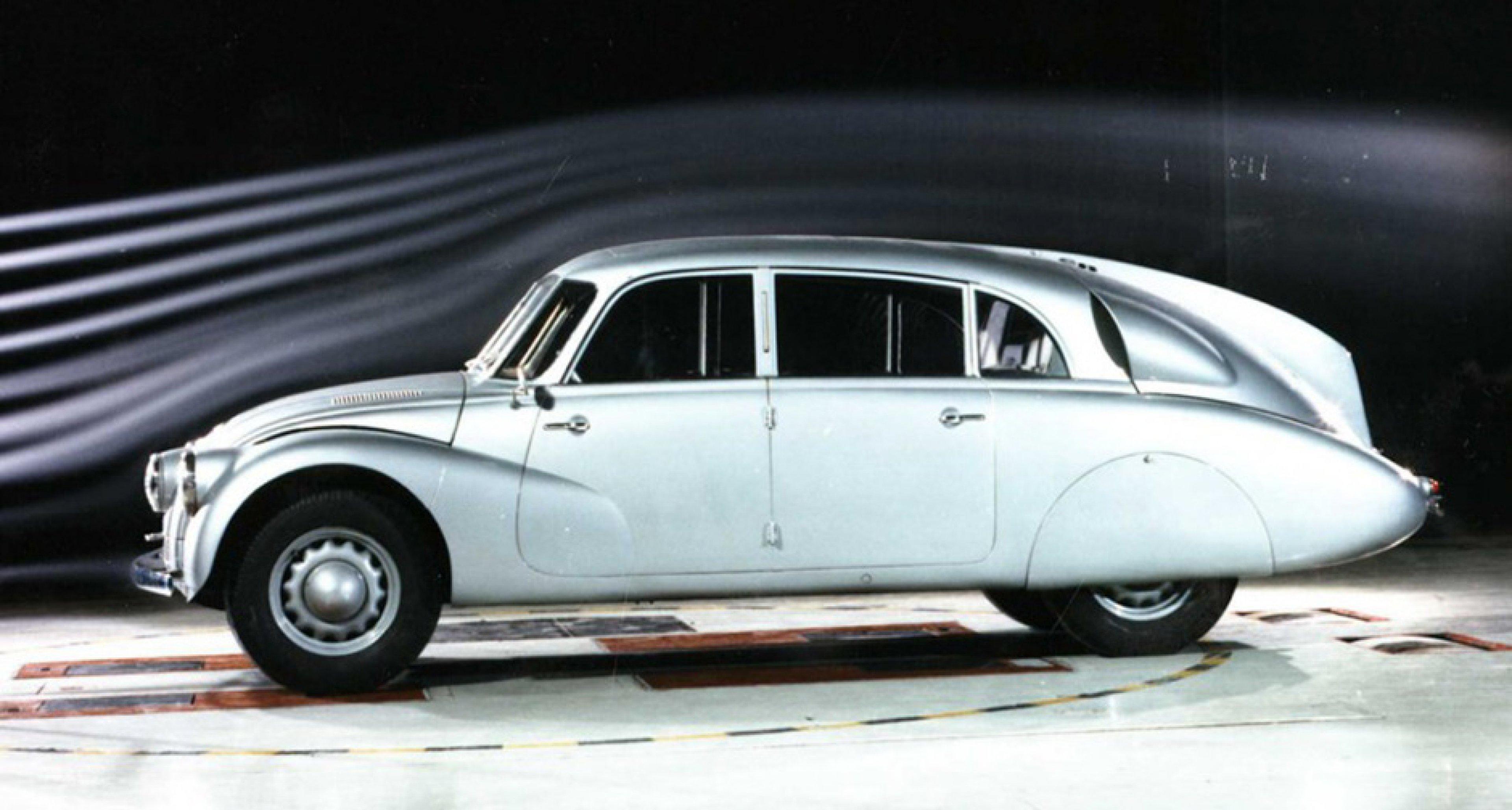 Aerodynamic Legend: Tatra 87