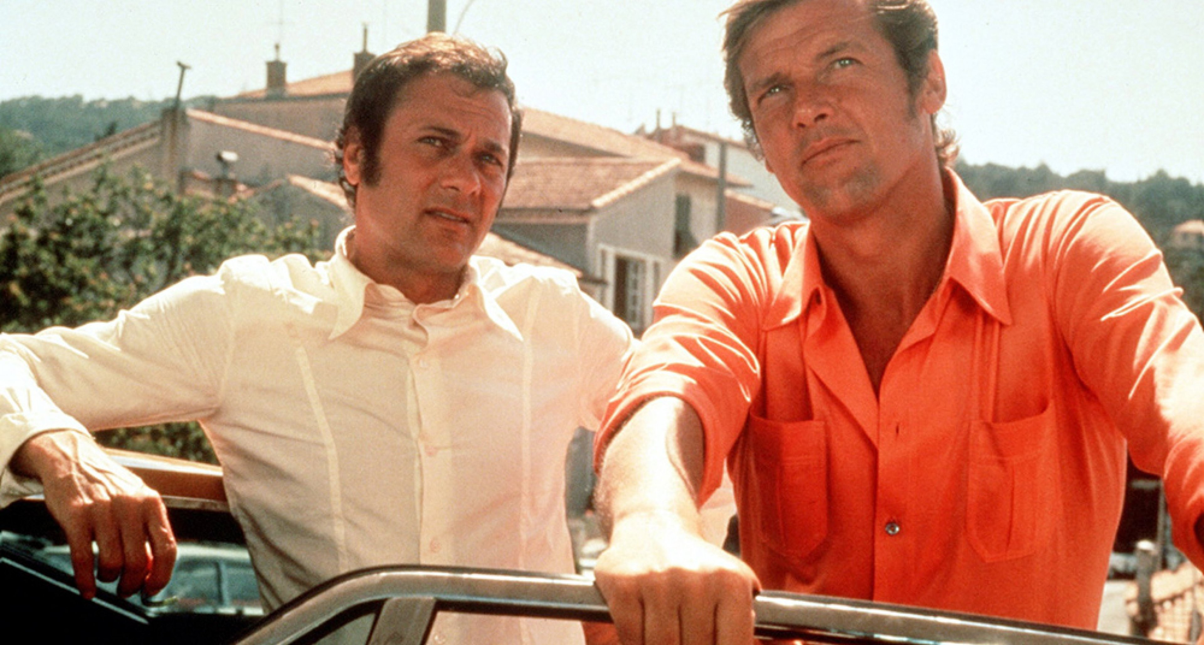 5 Things You Didn T Know About The Persuaders Classic