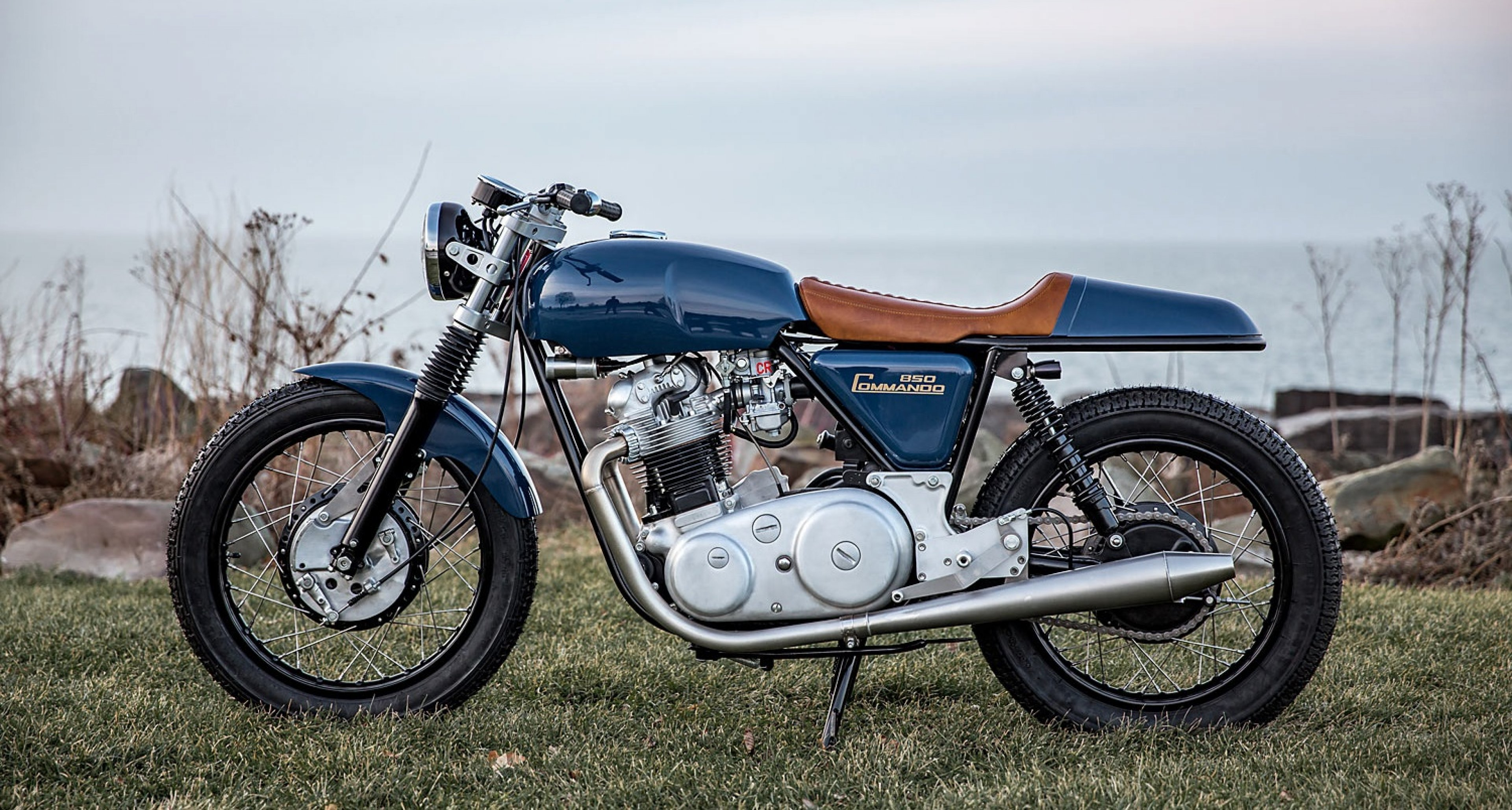 This Custom Norton Commando Is A Lesson In Restraint