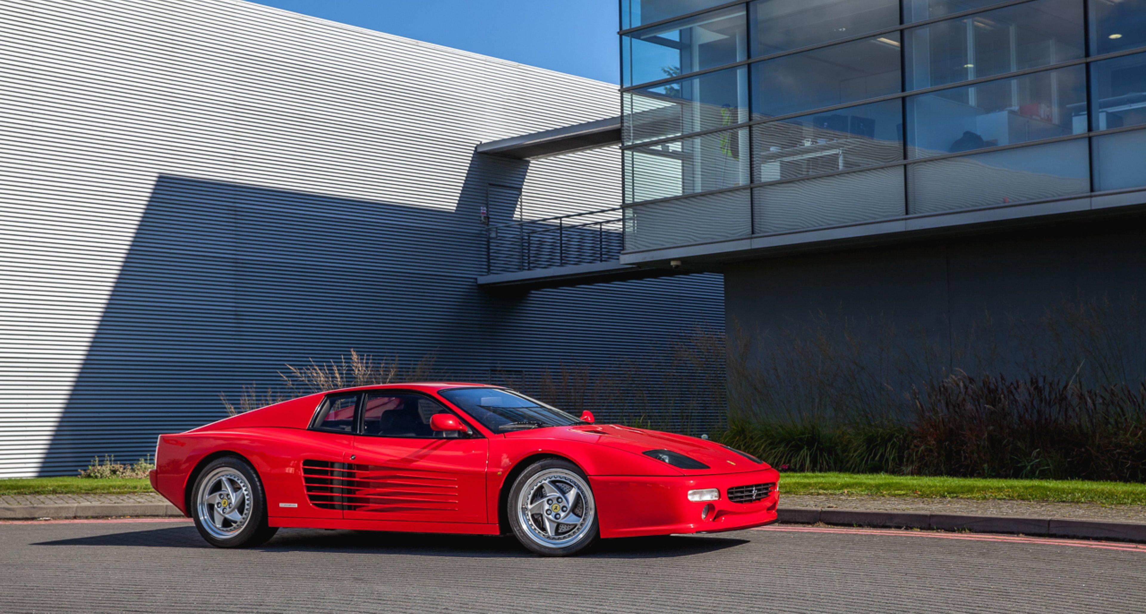Ist Der Ferrari F512 M Wirklich Der Ultimative Testarossa Classic Driver Magazine