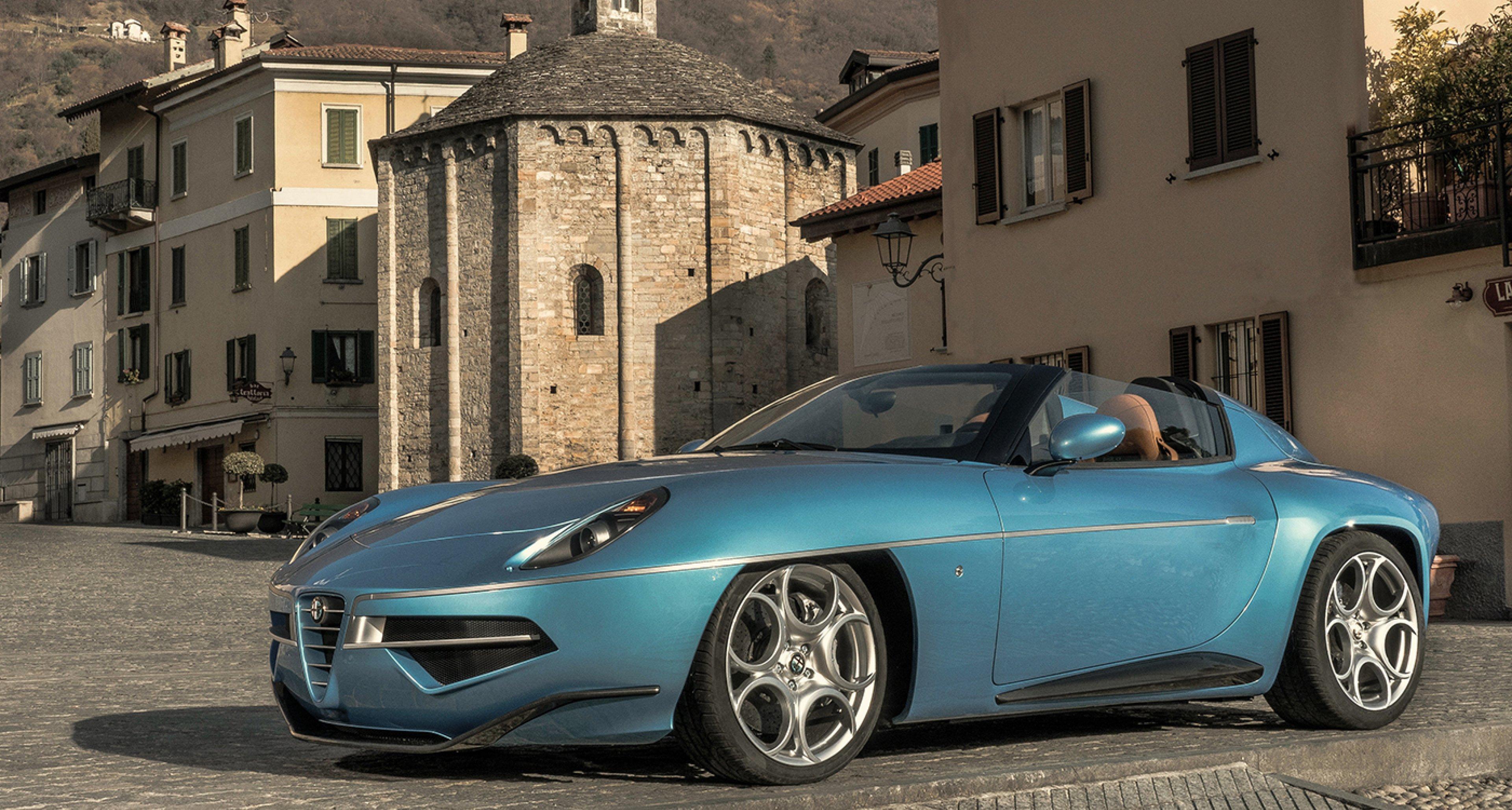 Alfa Romeo Disco Volante For Sale >> Exclusive The Inside Story Of Touring S New Disco Volante