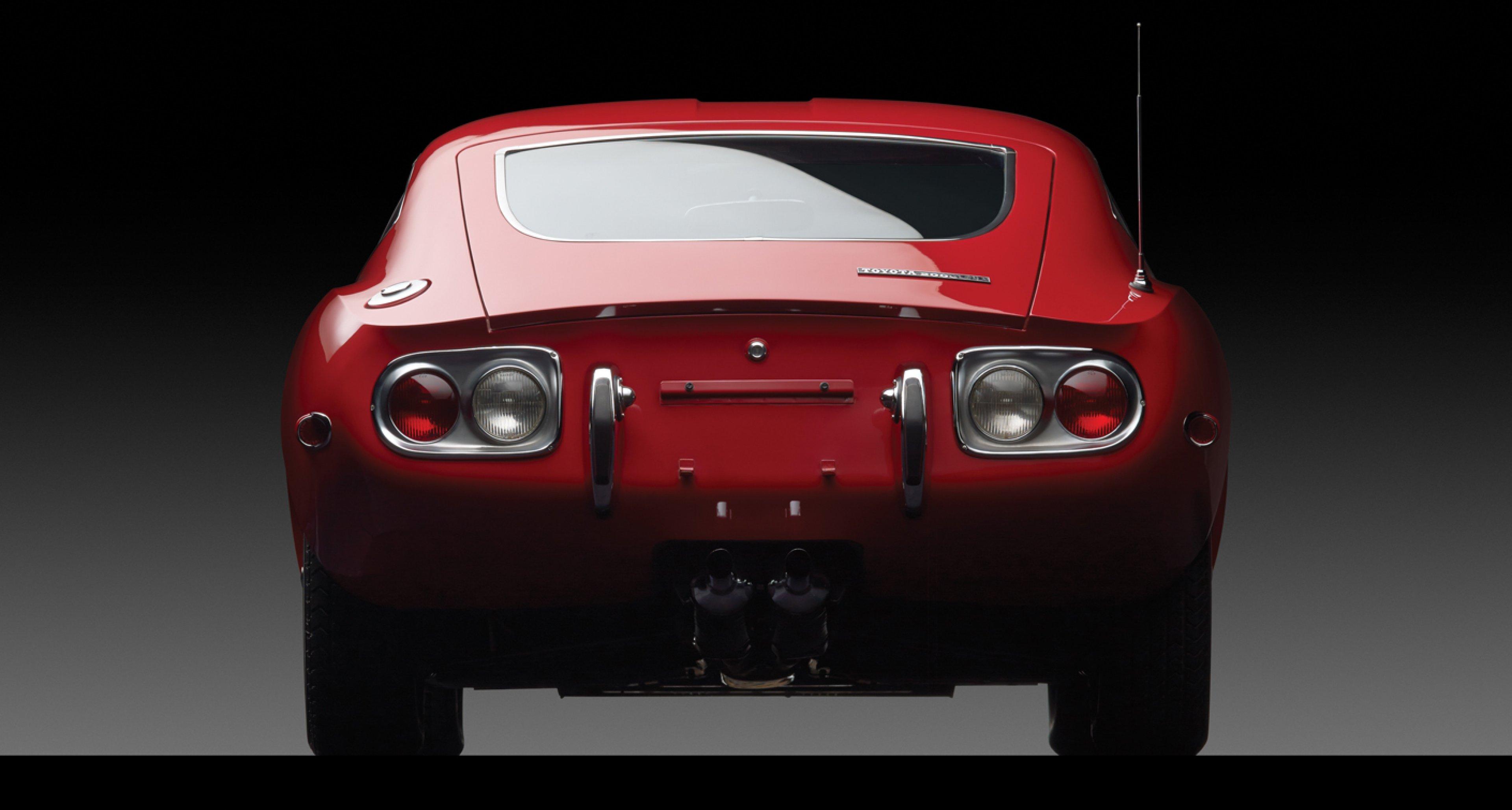 Toyota 2000GT: Japan's million-dollar E-type