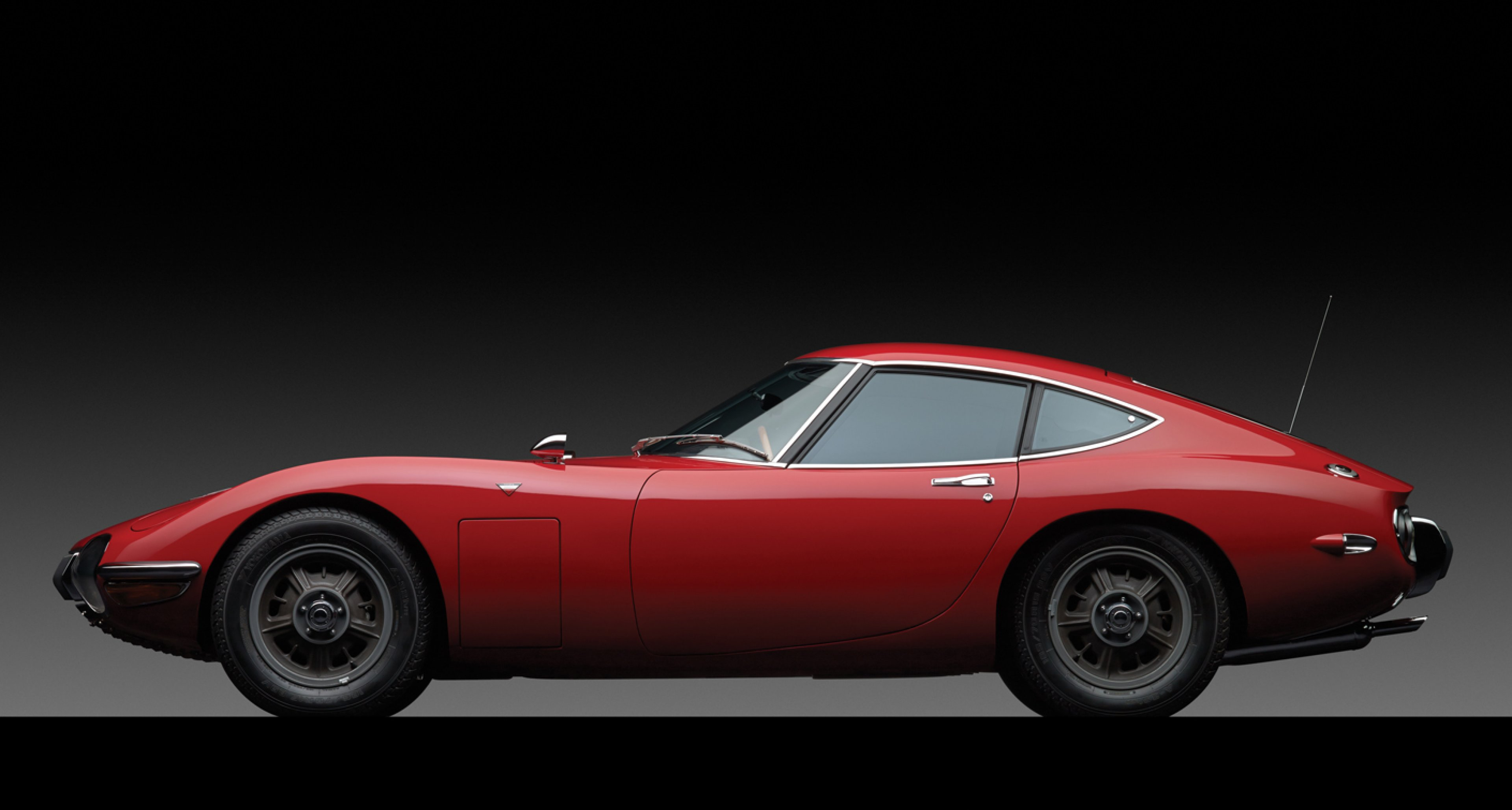 Toyota 2000GT: Japan's million-dollar E-type