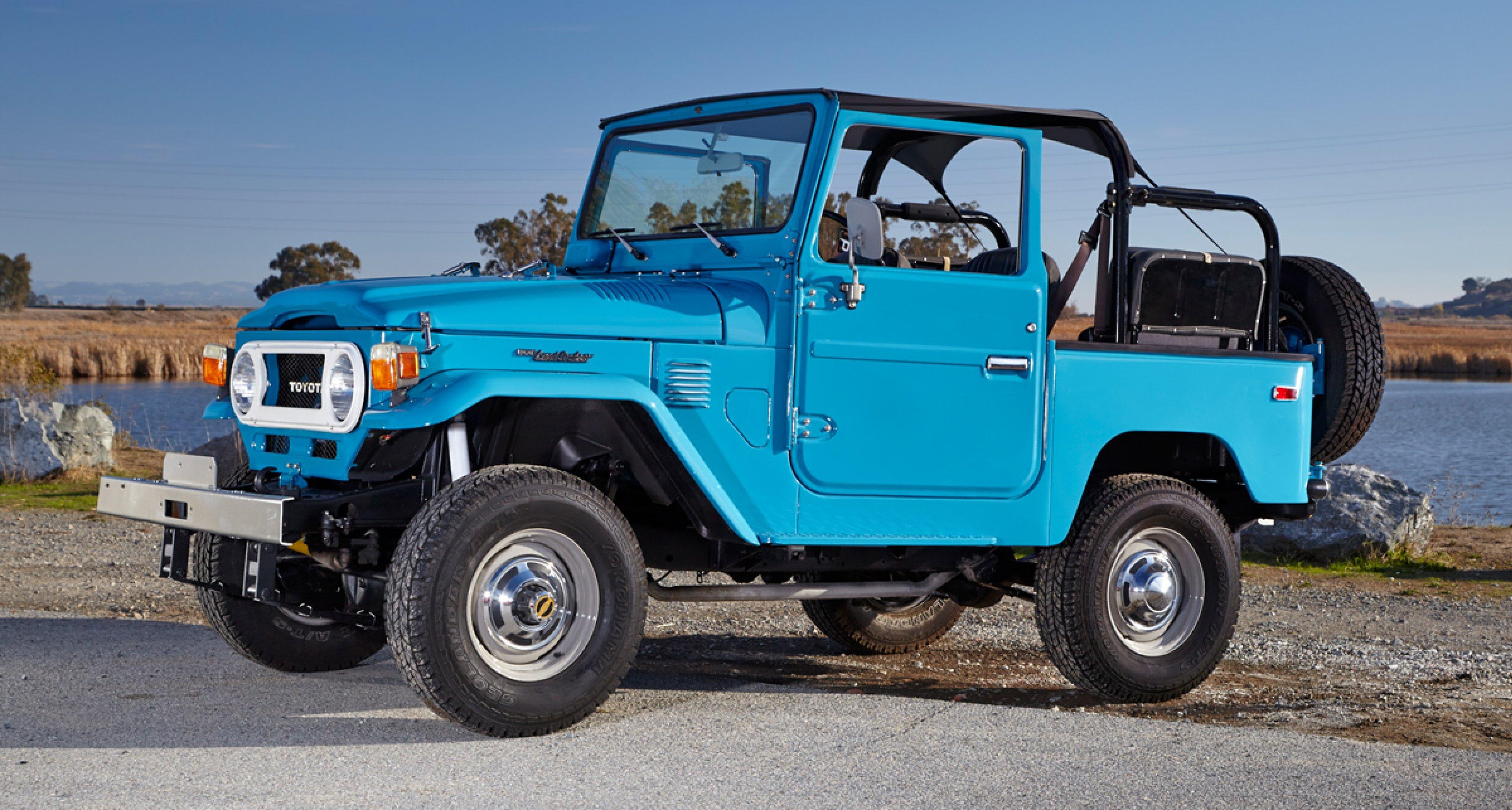 Bonhams: 1978 Toyota Land Cruiser FJ40 (USD 35.000 - 45.000)