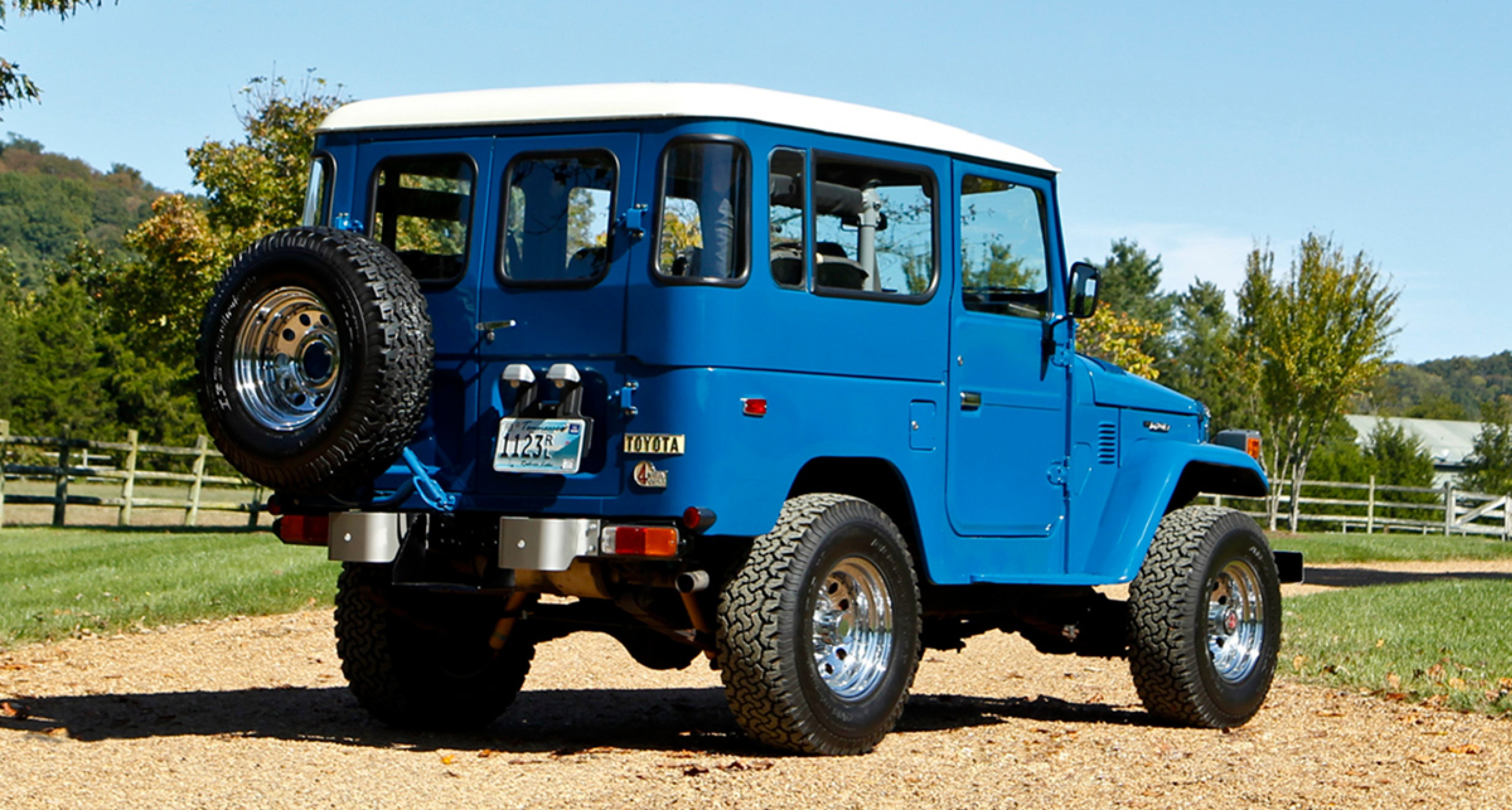 Is the Toyota Land Cruiser the best 'Landie'? | Classic