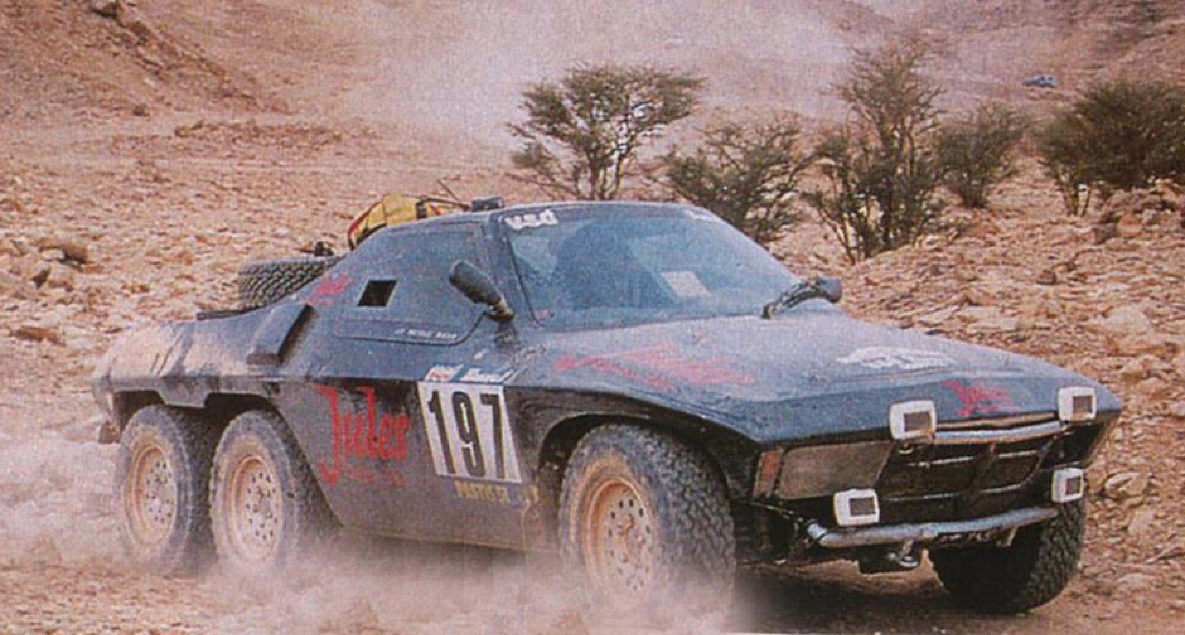 Classic Porsche Rally Cars Sale