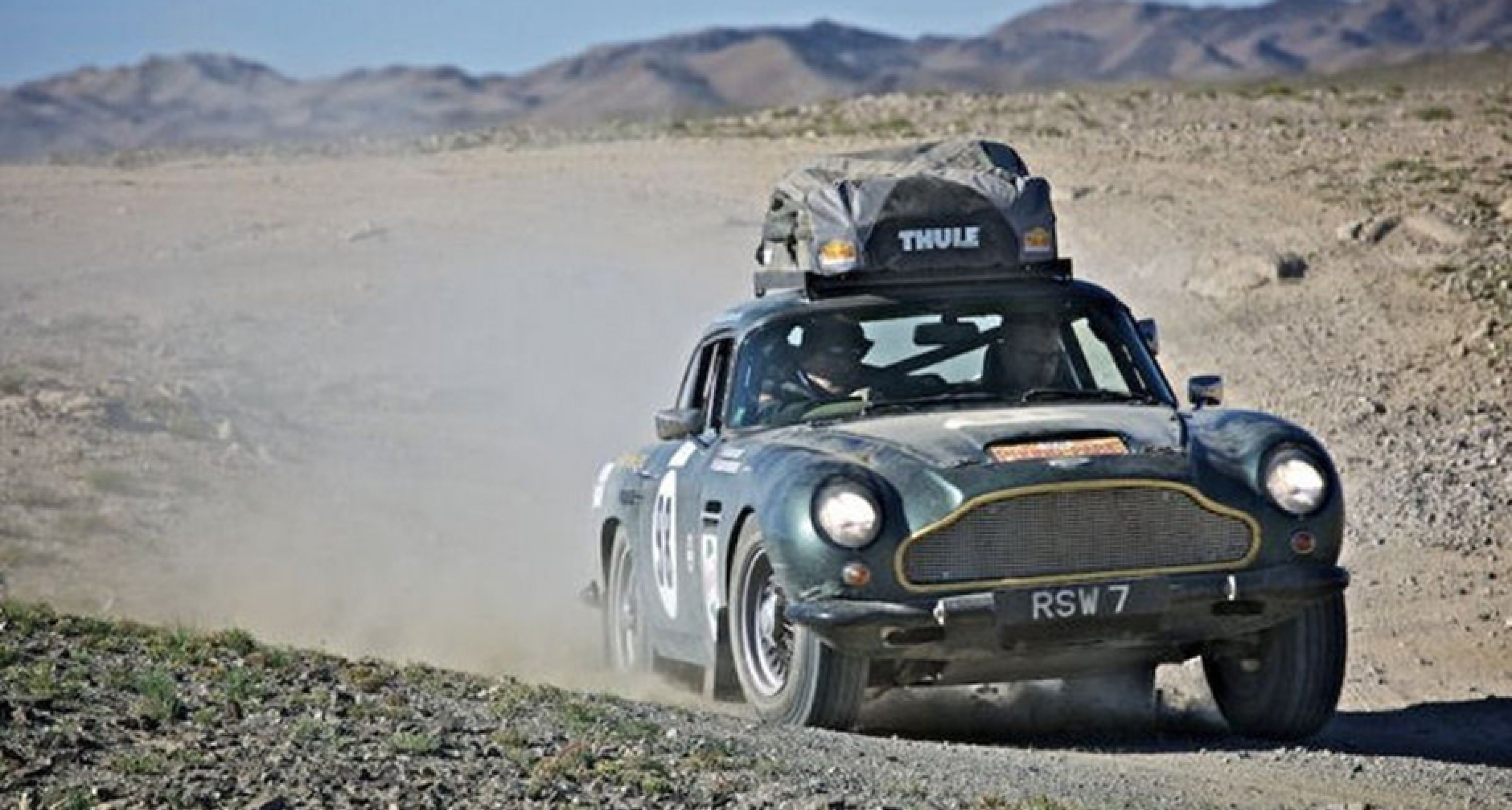 Dirty Secrets The Most Unusual Rally Cars Classic Driver Magazine