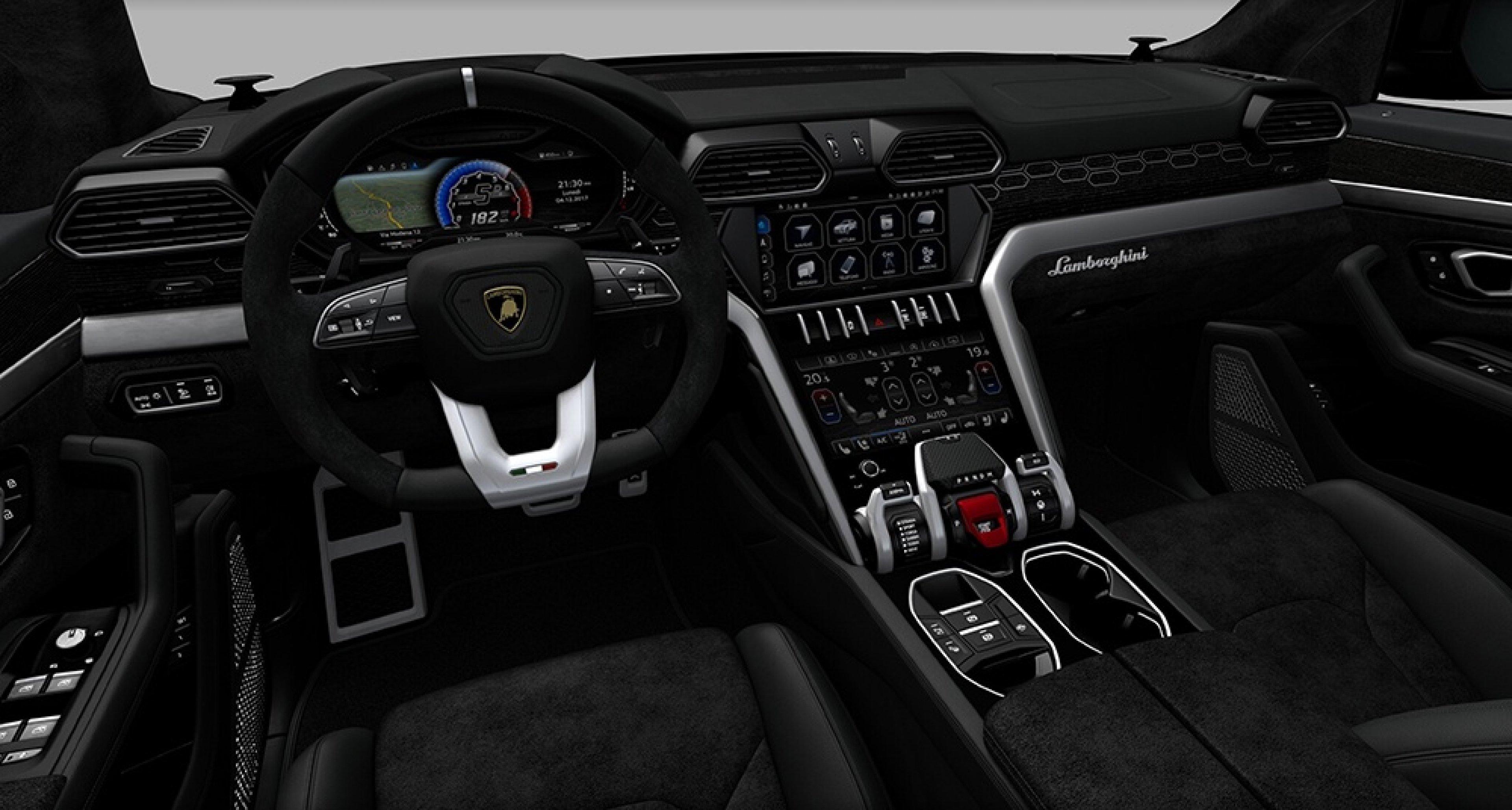 Let\u0027s get personal with the Lamborghini Urus
