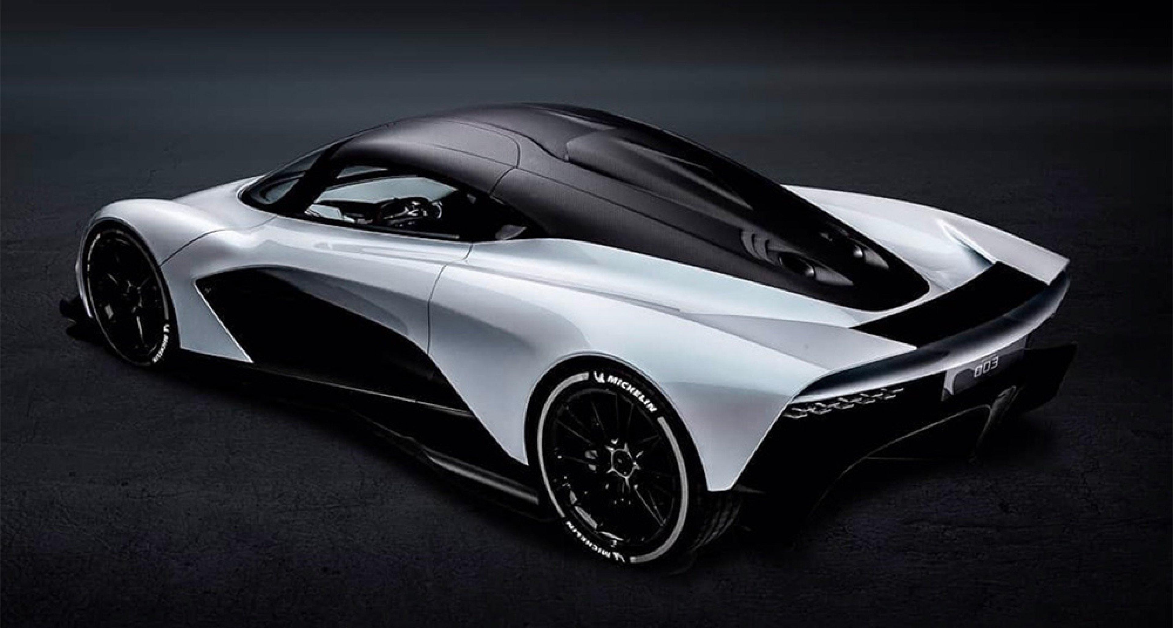 What S Next The Aston Martin Thor Classic Driver Magazine