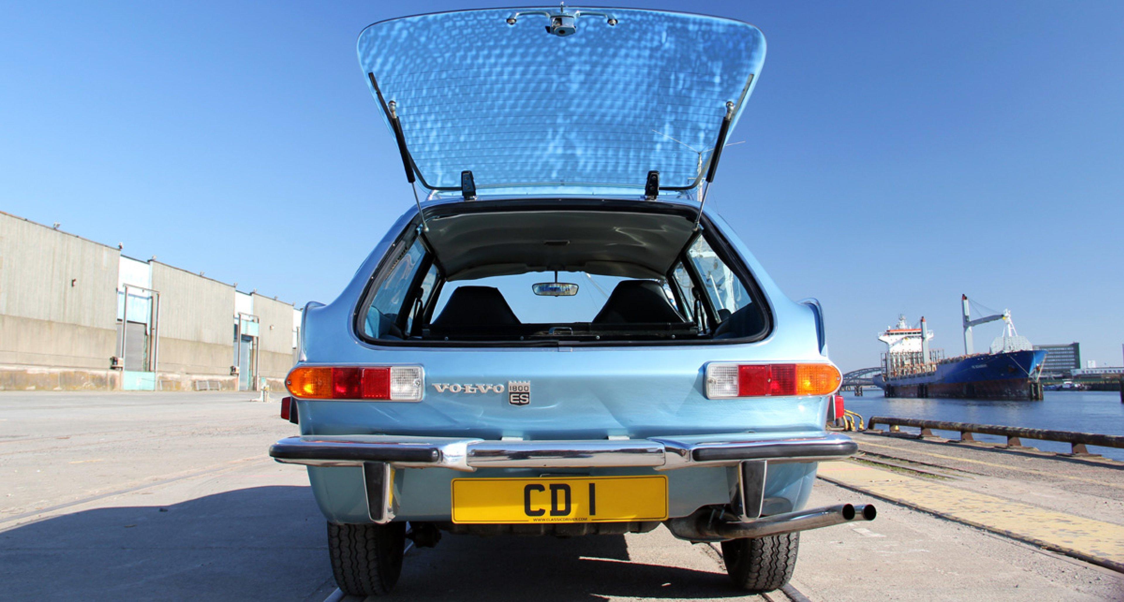 Volvo P1800 Estate Sportswagon