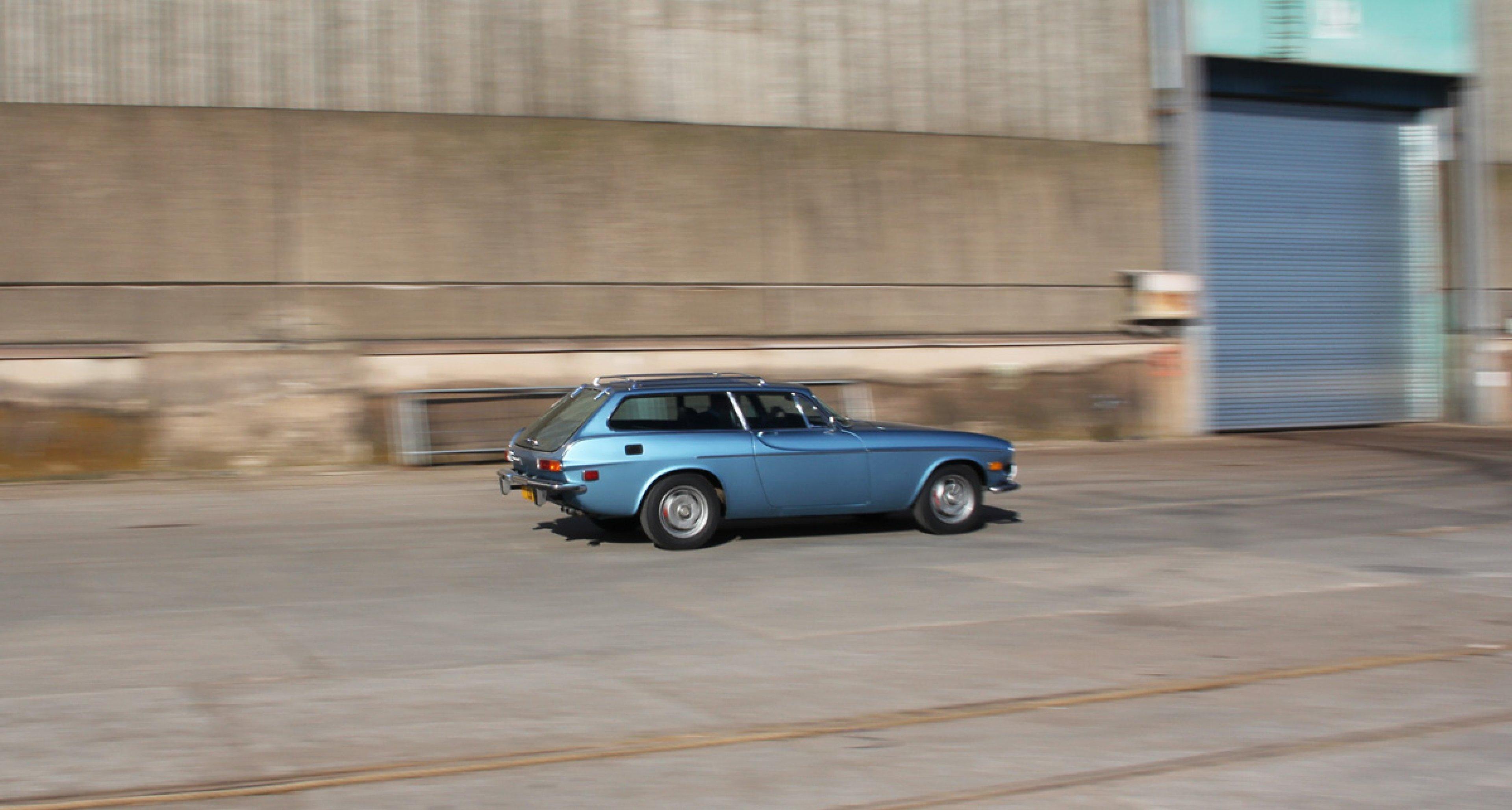 Volvo P1800 Shooting Brake Swedish Britpop Classic Driver Magazine