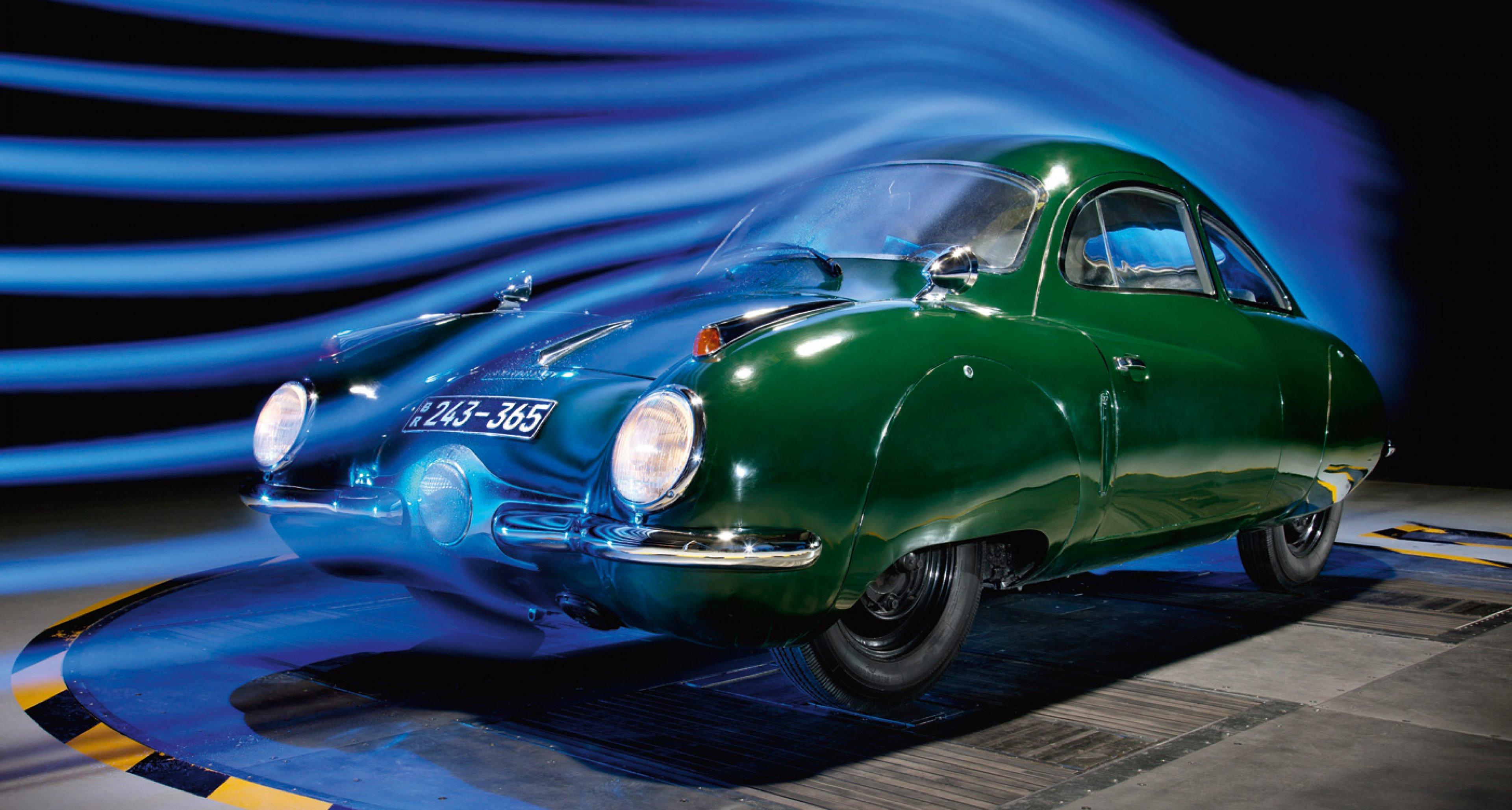 Aerodynamic Legend: Volkswagen V2 Sagitta