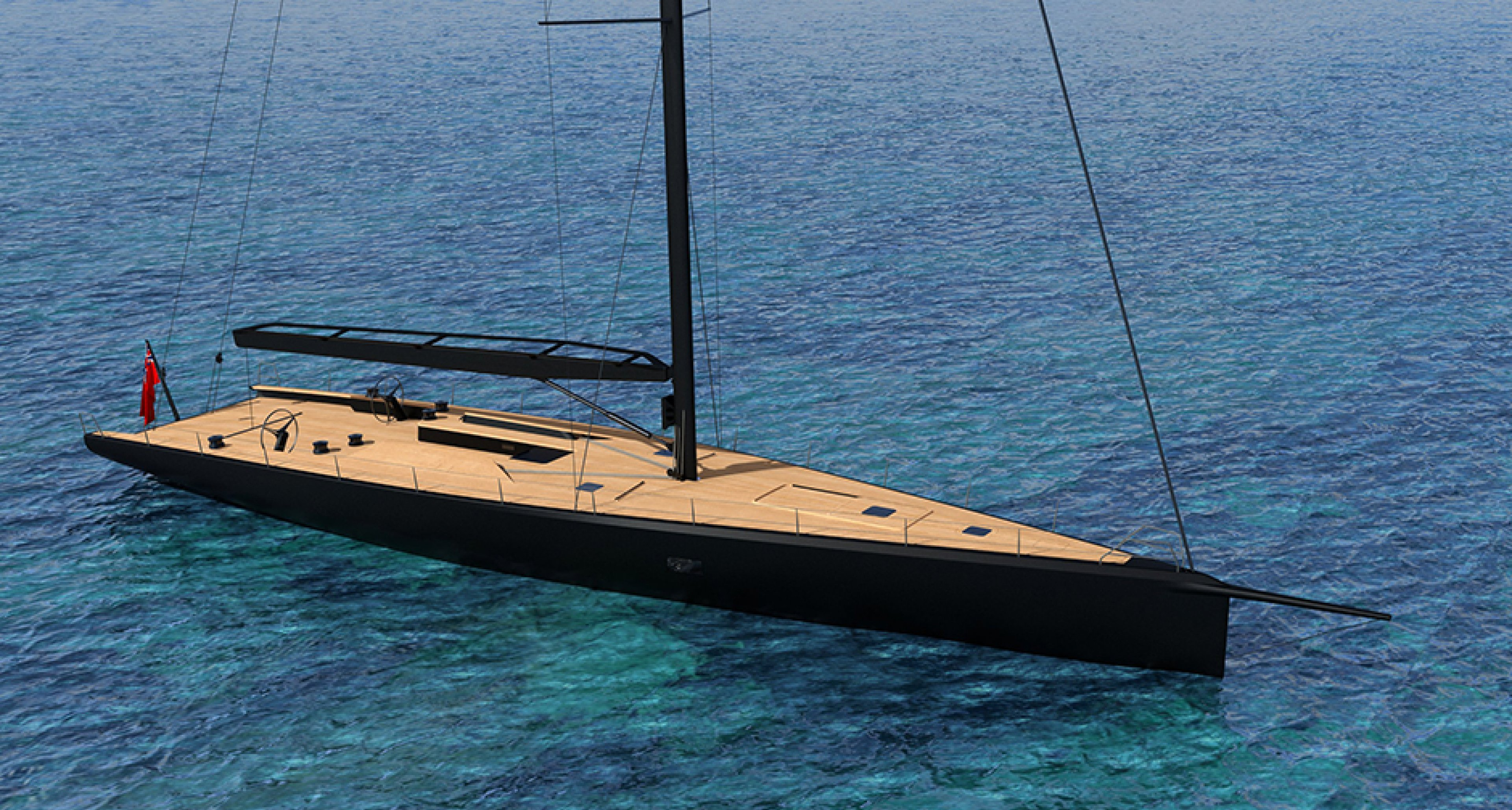 Moderne segelyachten  Be the envy of your anchorage with the dual-purpose Wally 93 ...
