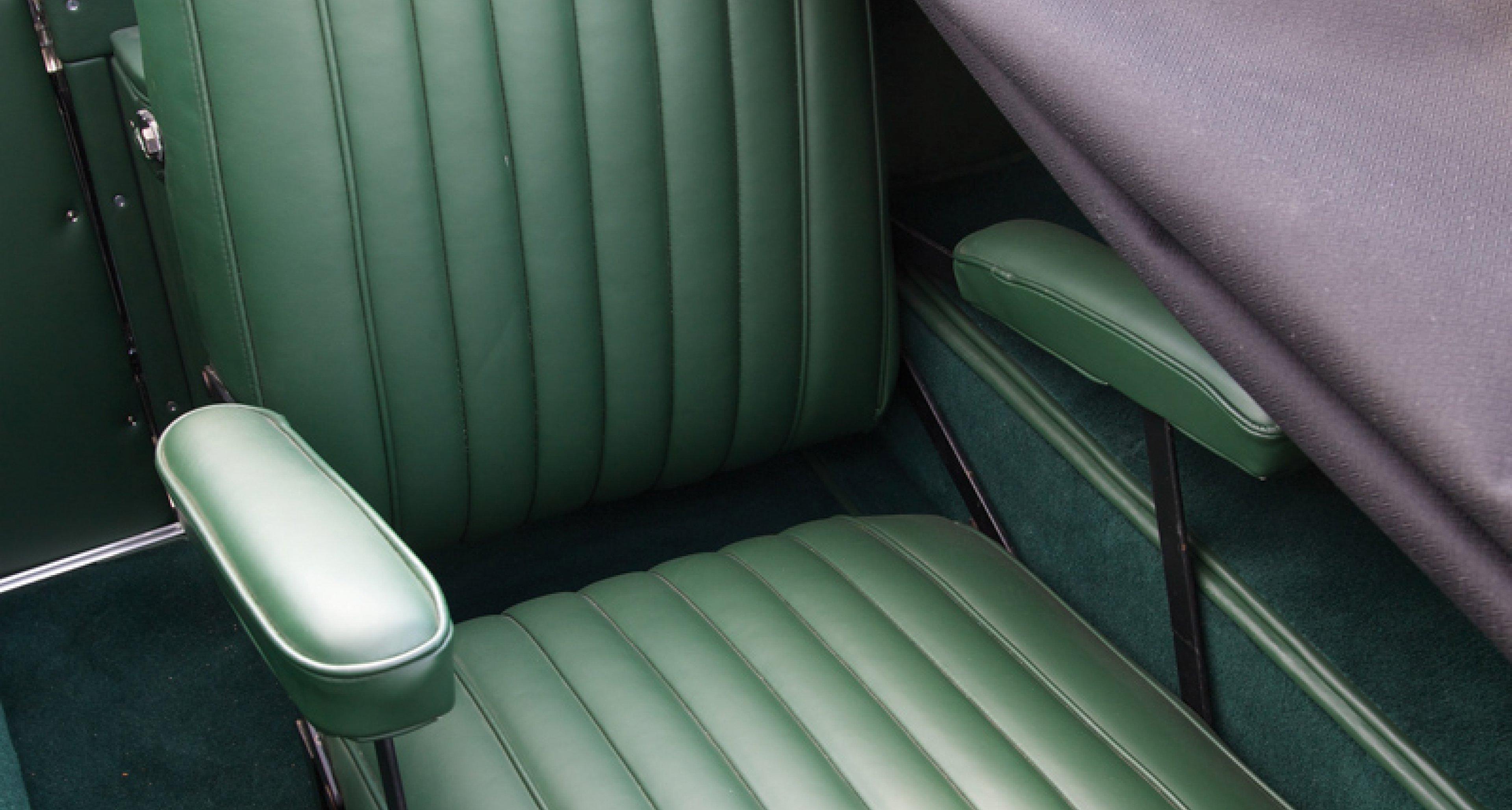 Winston Churchill's 1939 Daimler DB18 Drophead Coupé by Carlton