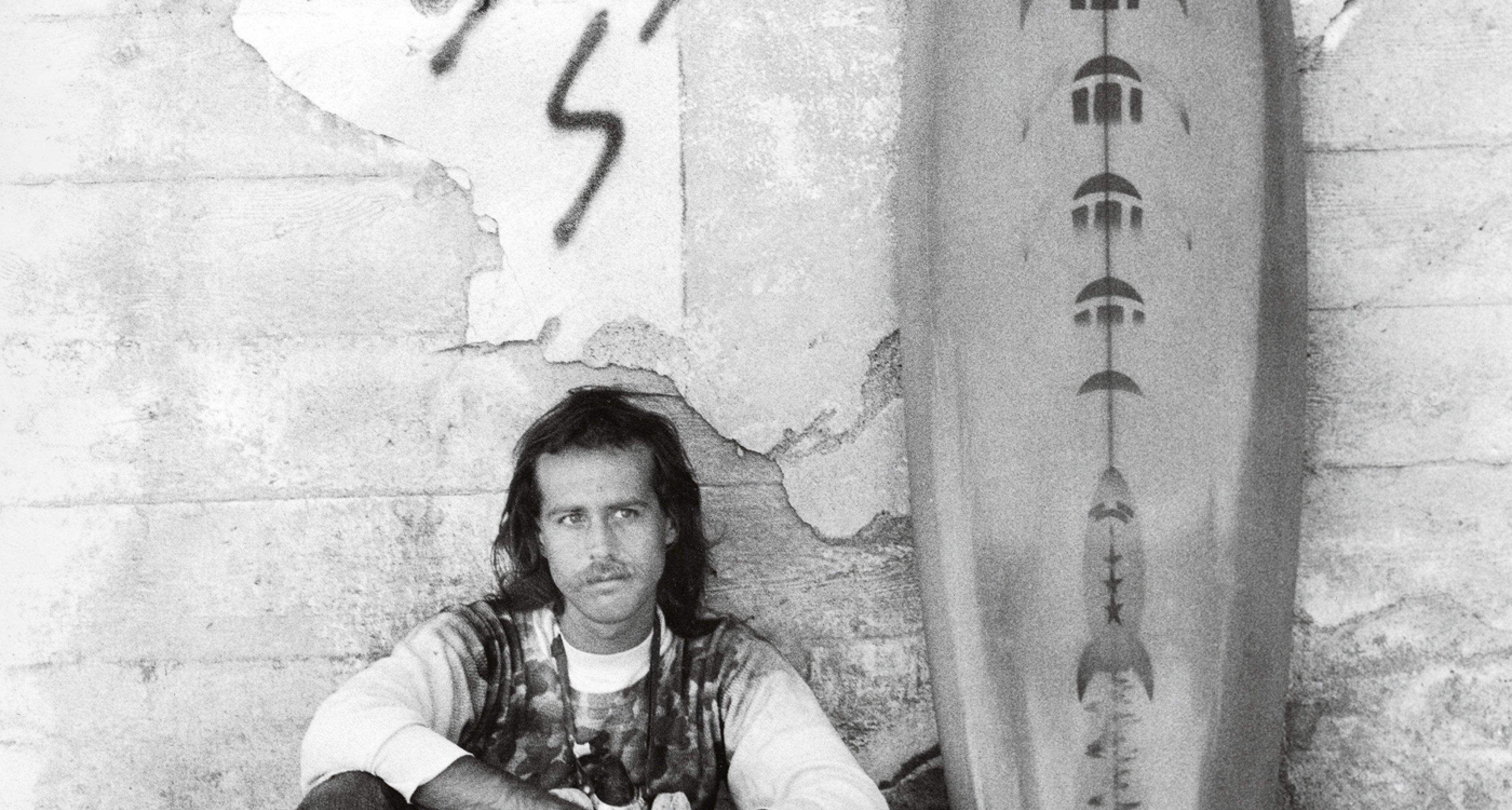 Craig Stecyk; Venice, California; 1974. Anthony Friedkin / Courtesy TASCHEN