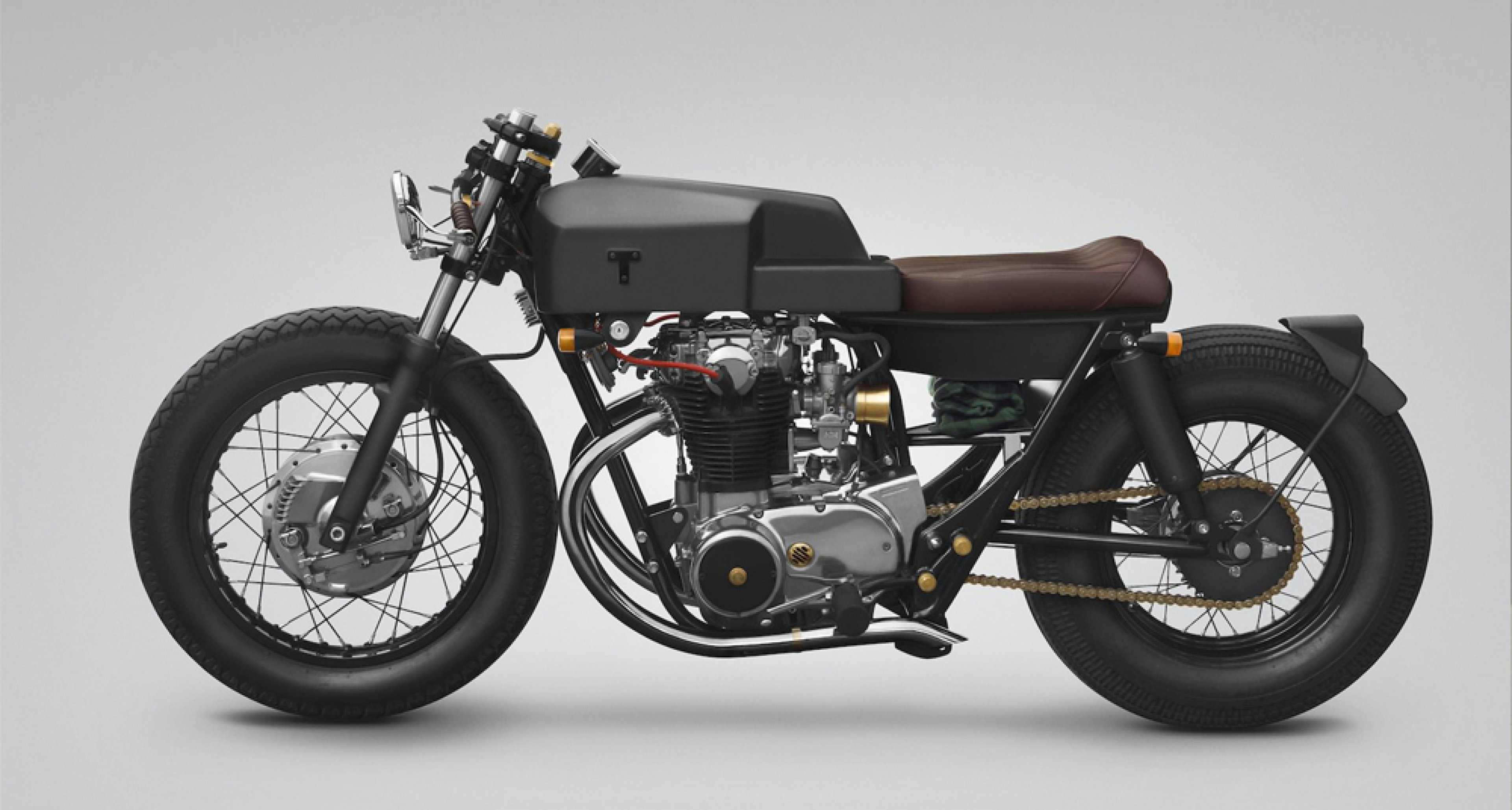 Stoke The Fire Yamaha Xs650 By Thrive Motorcycles Classic