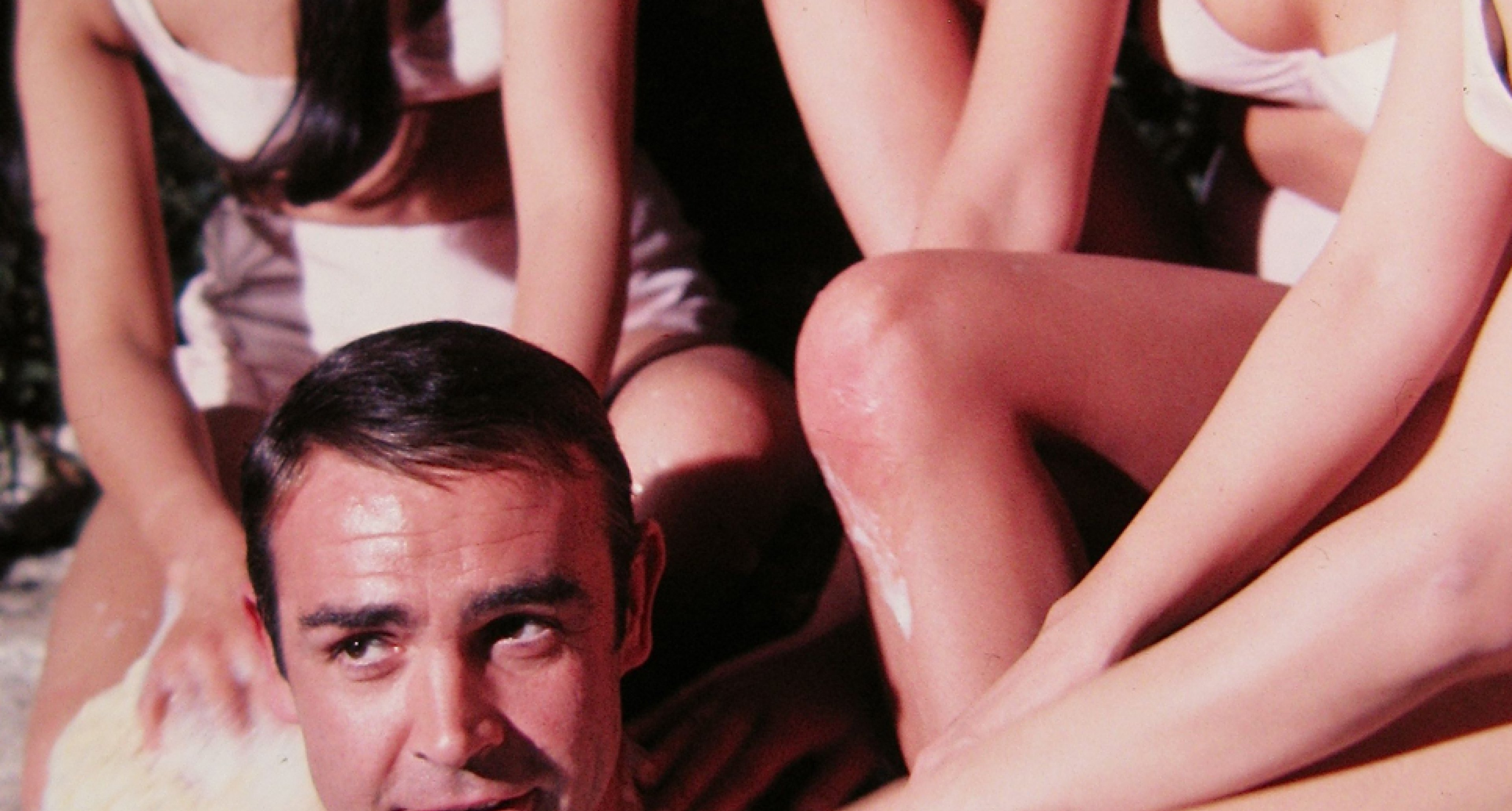 Sean Connery as James Bond in 'You Only Live Twice'.